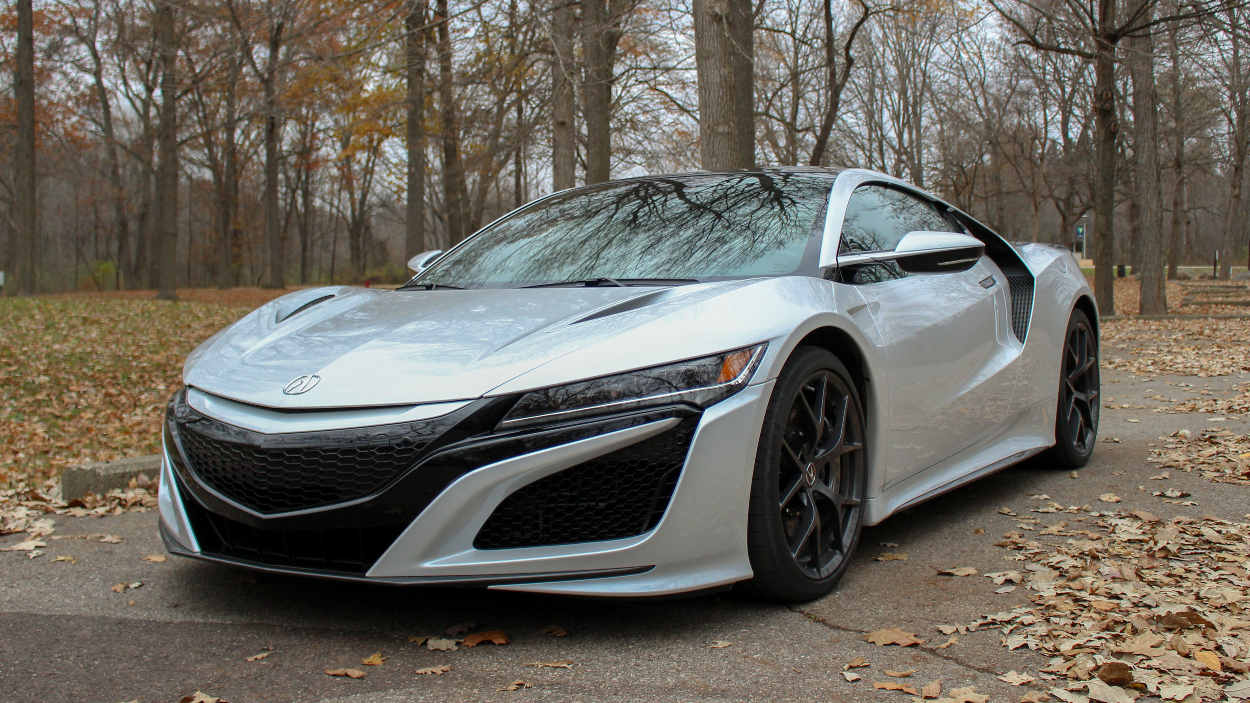 2019 Acura NSX gets $20,000 discount after slow 2018 sales ...