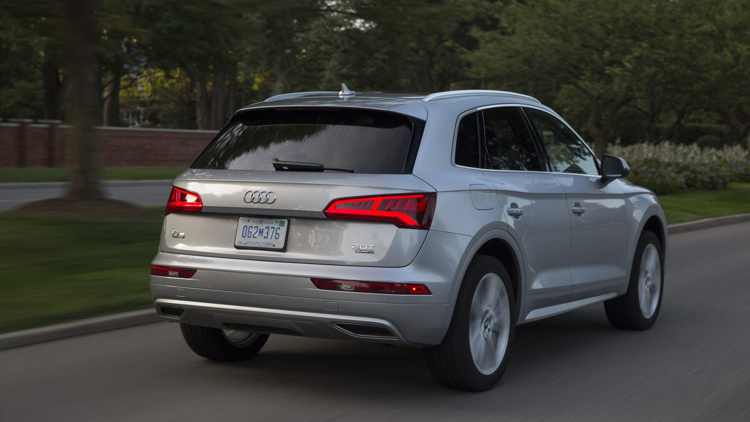 Certified Pre Owned Audi Q5 >> 2018 Audi Q5 crossover quick spin review | Autoblog