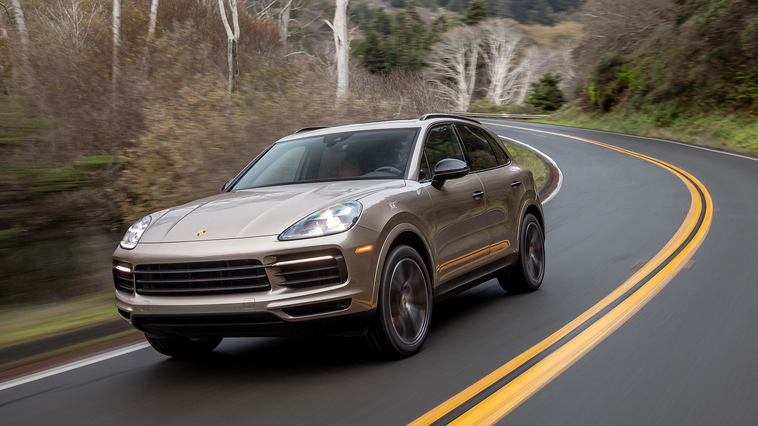 2019 porsche cayenne owners manual