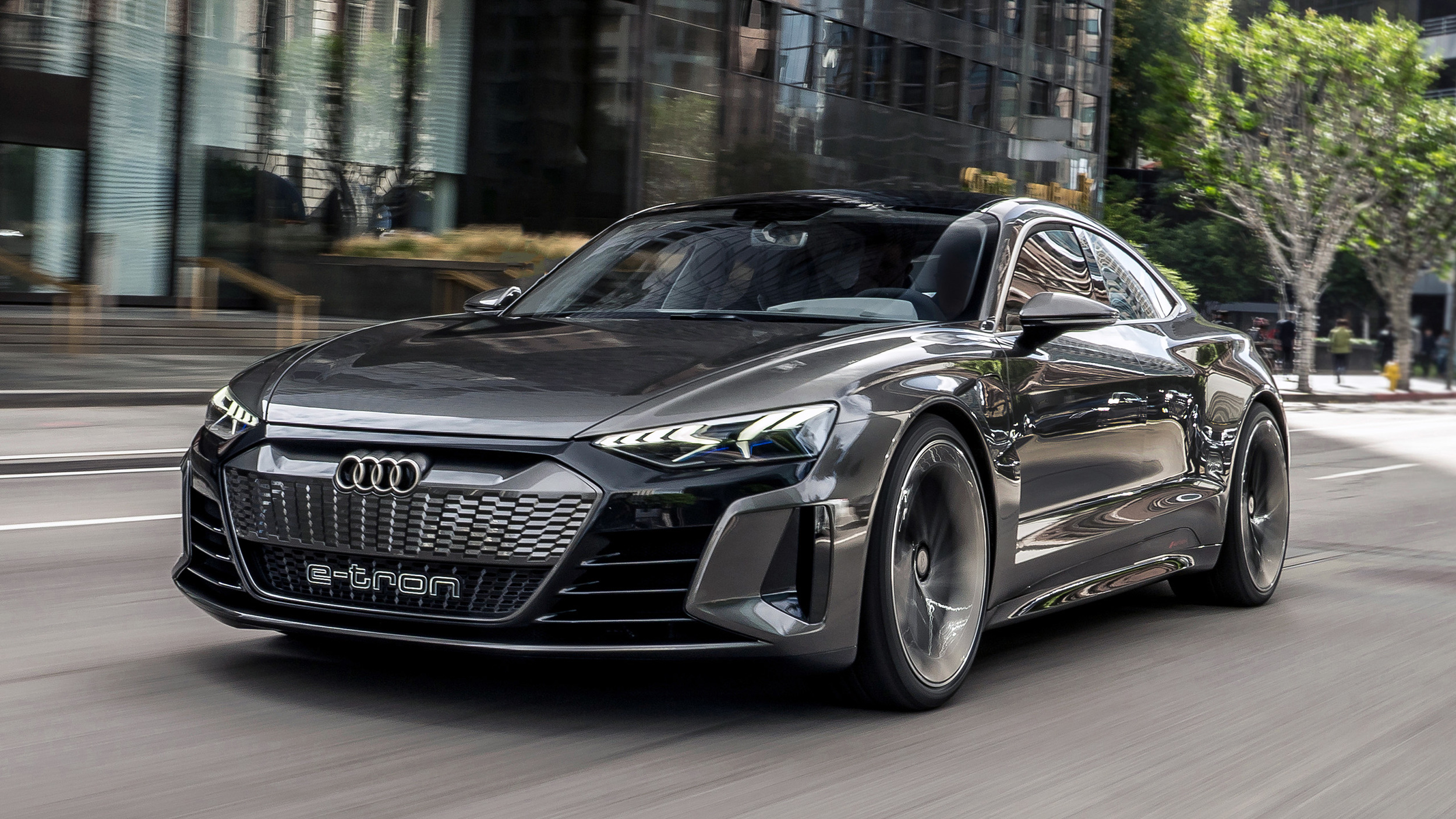 Audi E-Tron GT getting RS treatment as twin to the Porsche ...