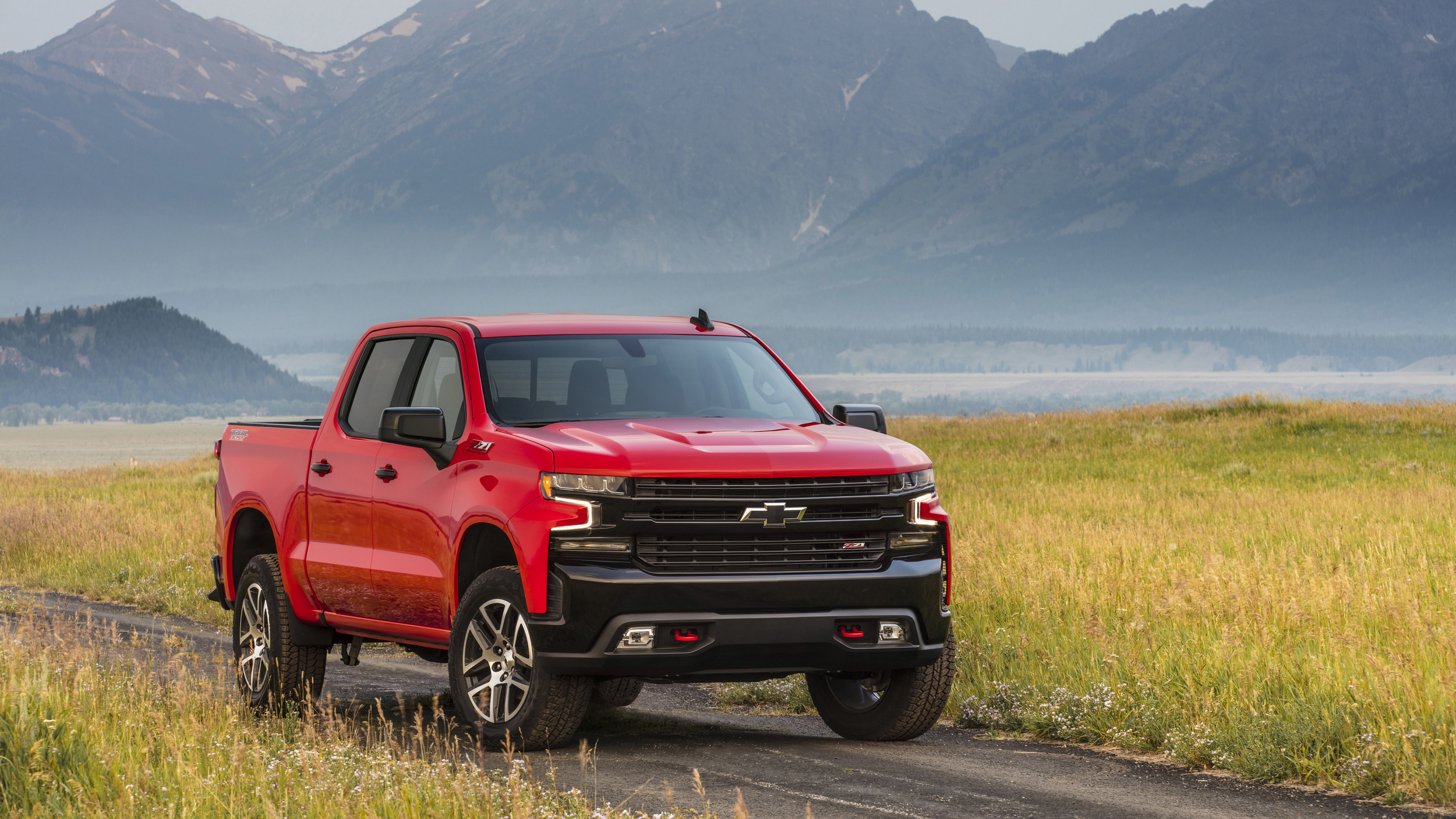 2019 Chevy Silverado 1500 Trail Boss quick spin review ...