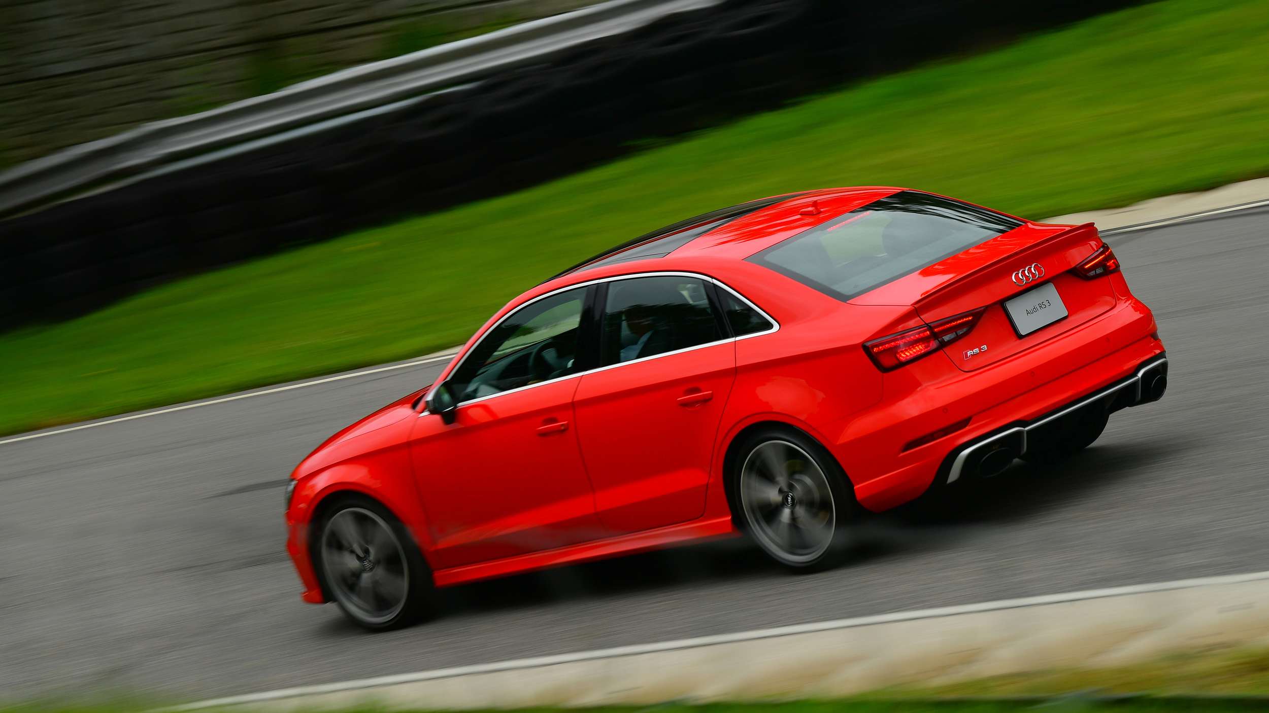 2018 Audi RS3 drivers' notes quick spin review | Autoblog