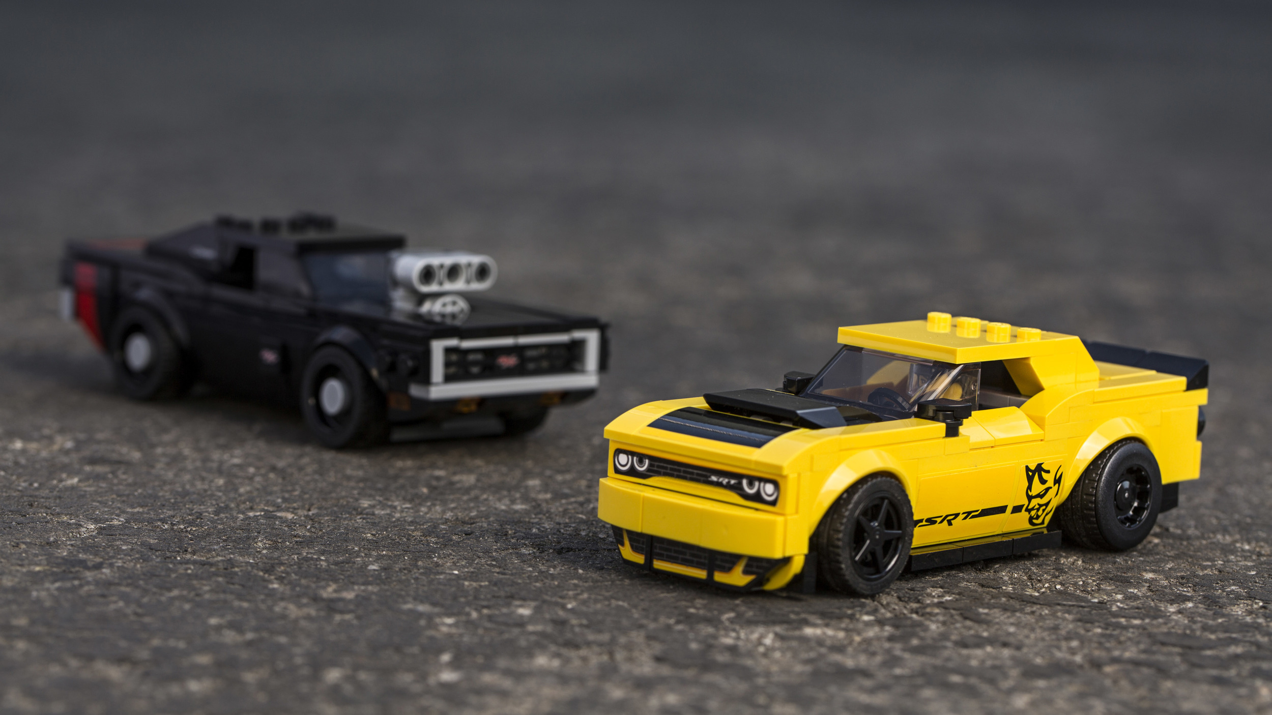 2018 Dodge Challenger Demon Joins Long List Of Lego Cars