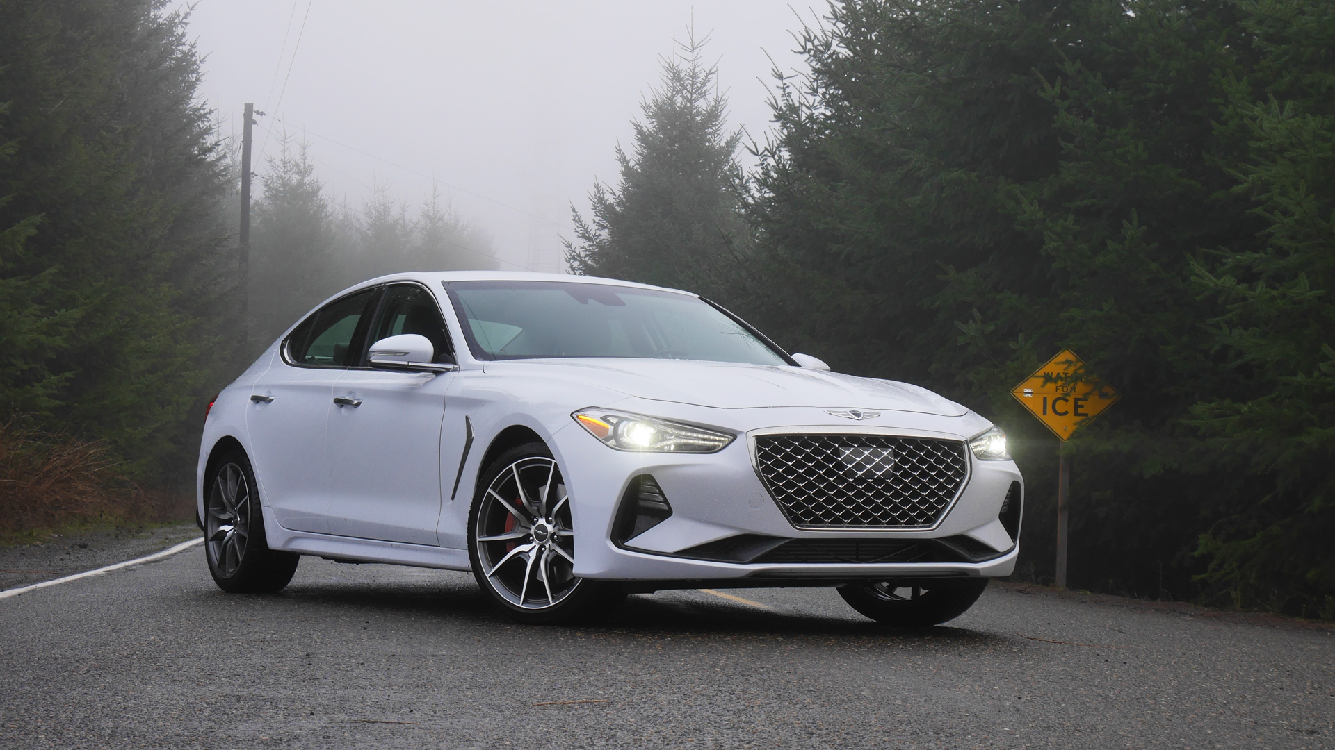 Hyundai Certified Pre-Owned >> 2019 Genesis G70 2.0T vs 3.3T driving review | Autoblog