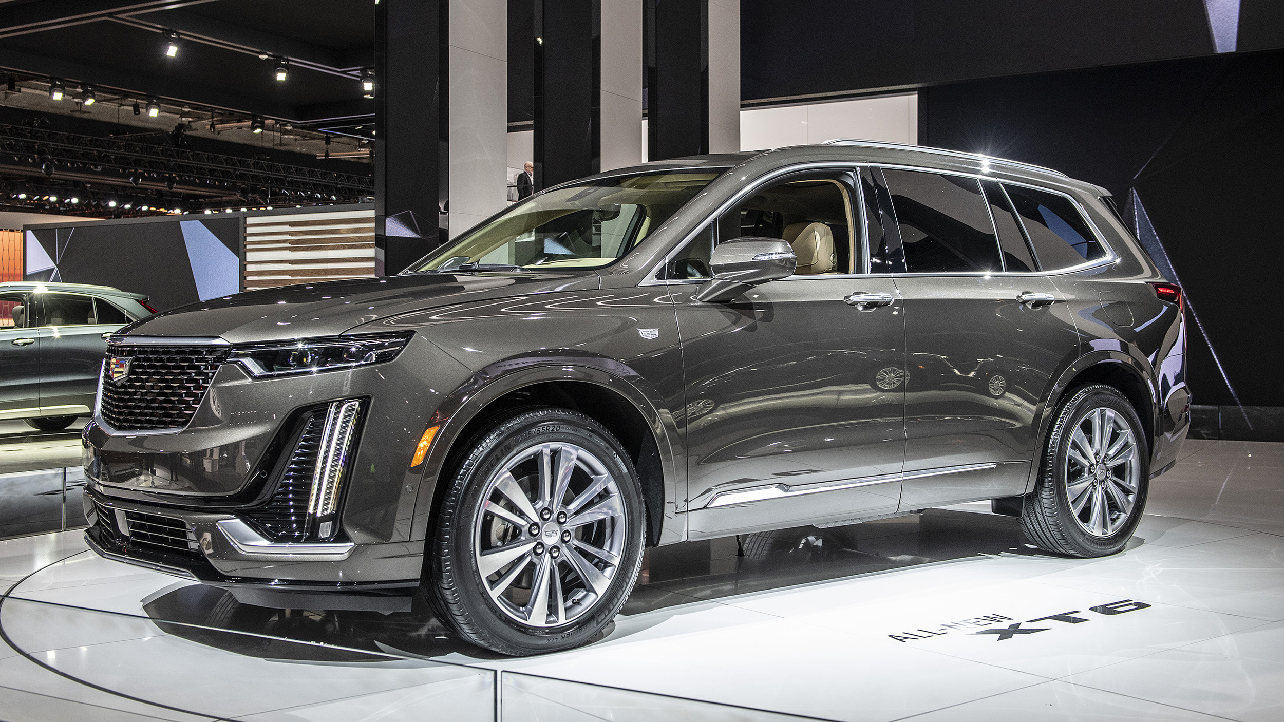 Best Awd Sports Cars >> 2020 Cadillac XT6 crossover is priced from $53,690 | Autoblog