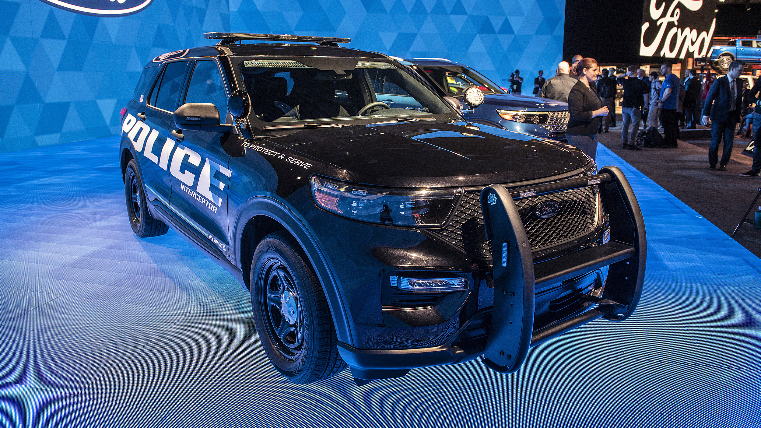 2020 Ford Police Interceptor Utility - Used Car Reviews Cars Review Release Raiacars.com