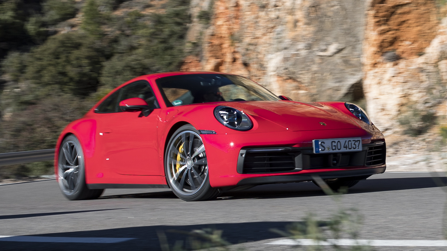 2020 Porsche 911 road and track test review | Autoblog
