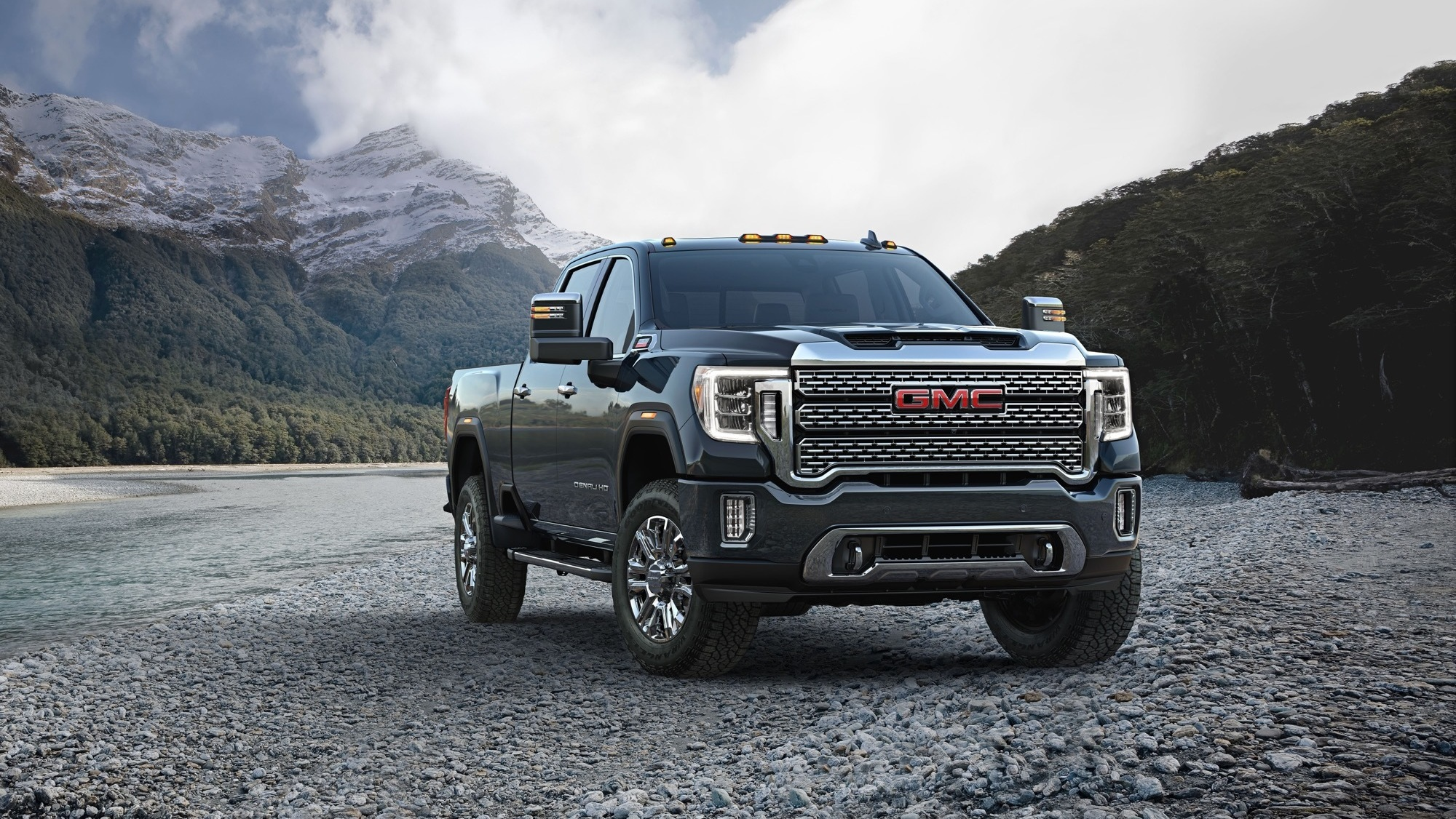 2020 GMC Sierra HD pickup truck revealed | Autoblog