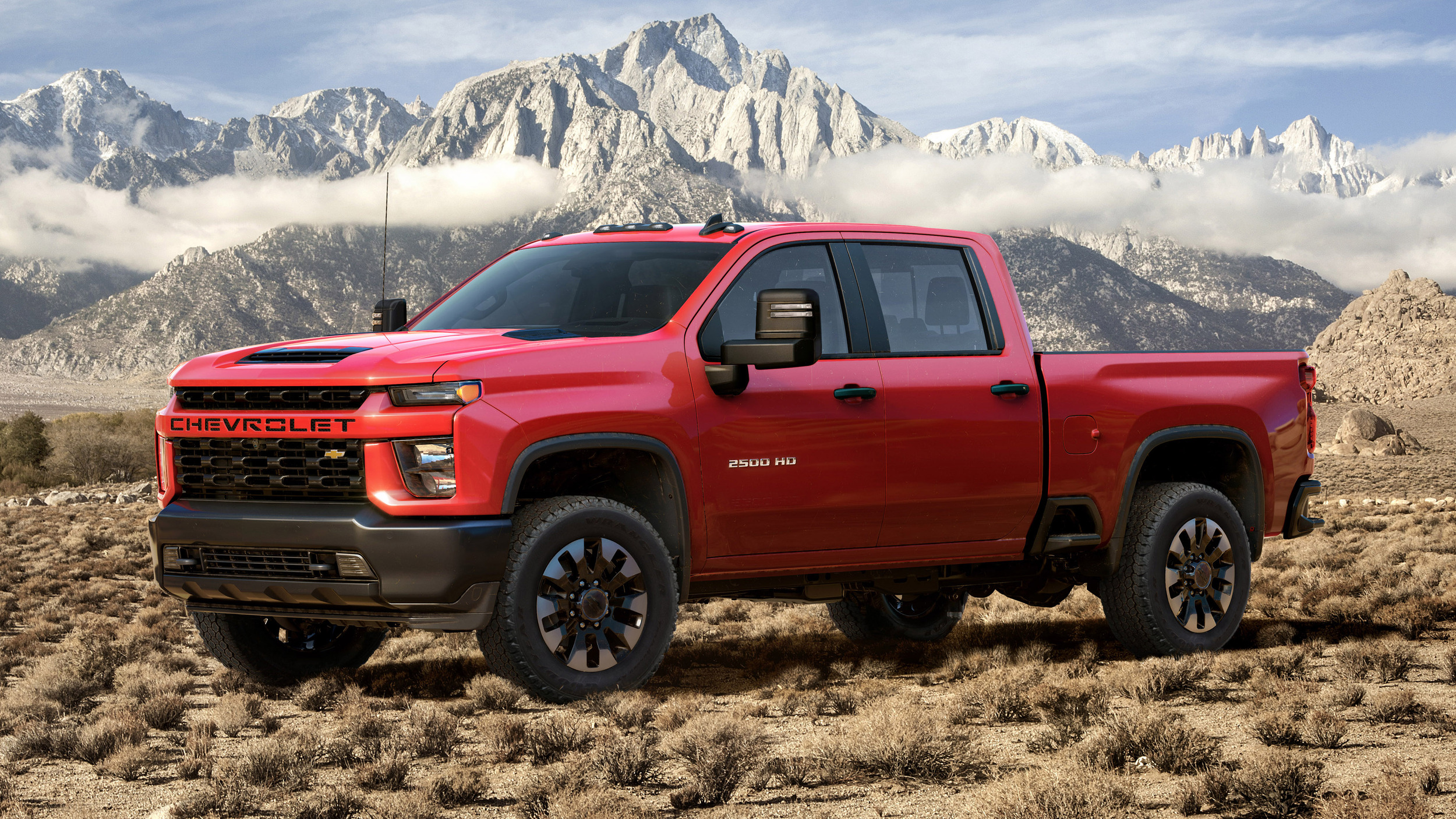 2020 Chevy Silverado HD base price is less than old model ...