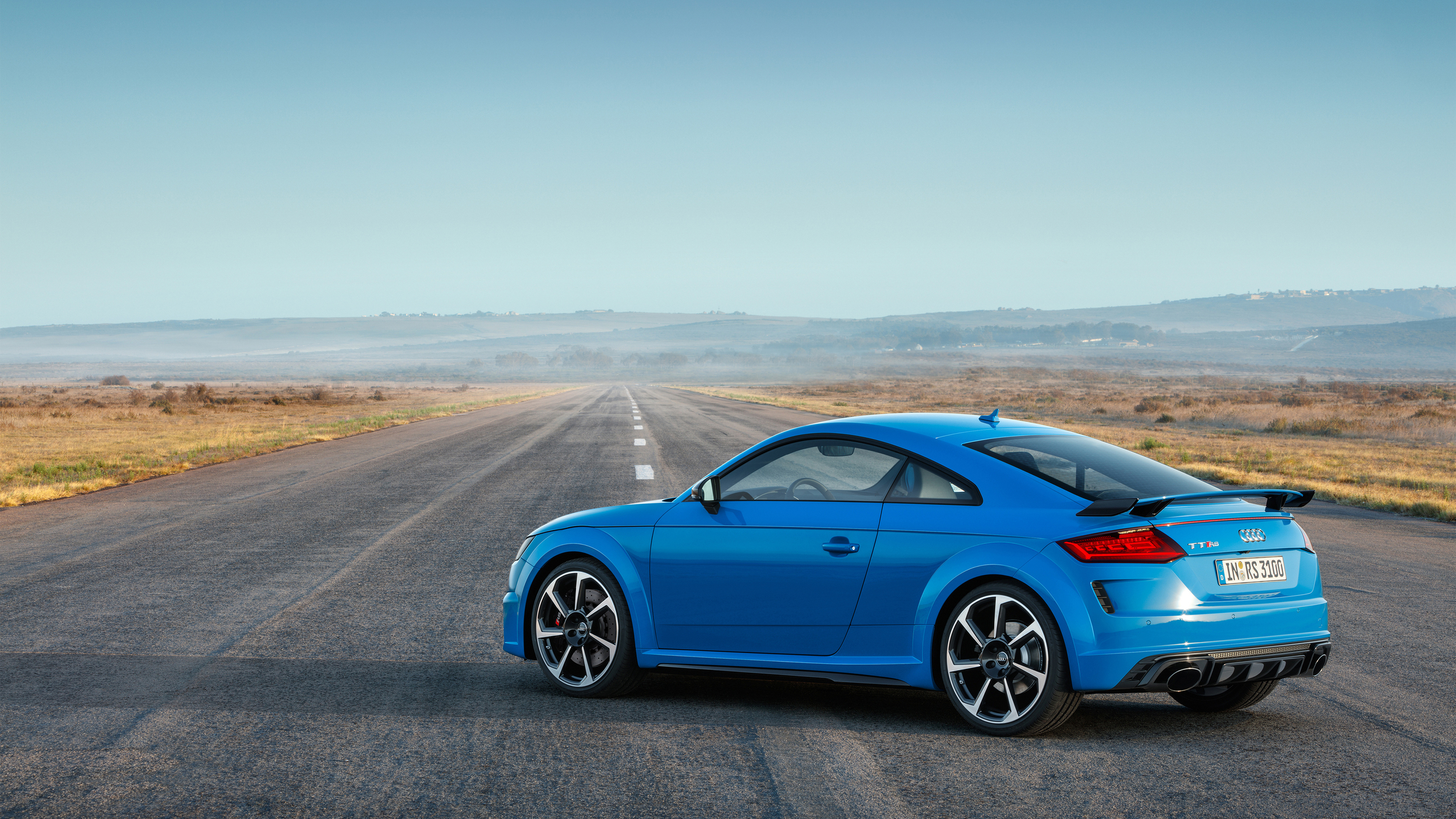 2020 audi tt rs coupe and convertible get a few design tweaks