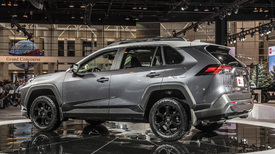 Toyota Certified Pre-Owned >> 2019 Toyota RAV4 TRD Off-Road debuts this week in Chicago - Autoblog