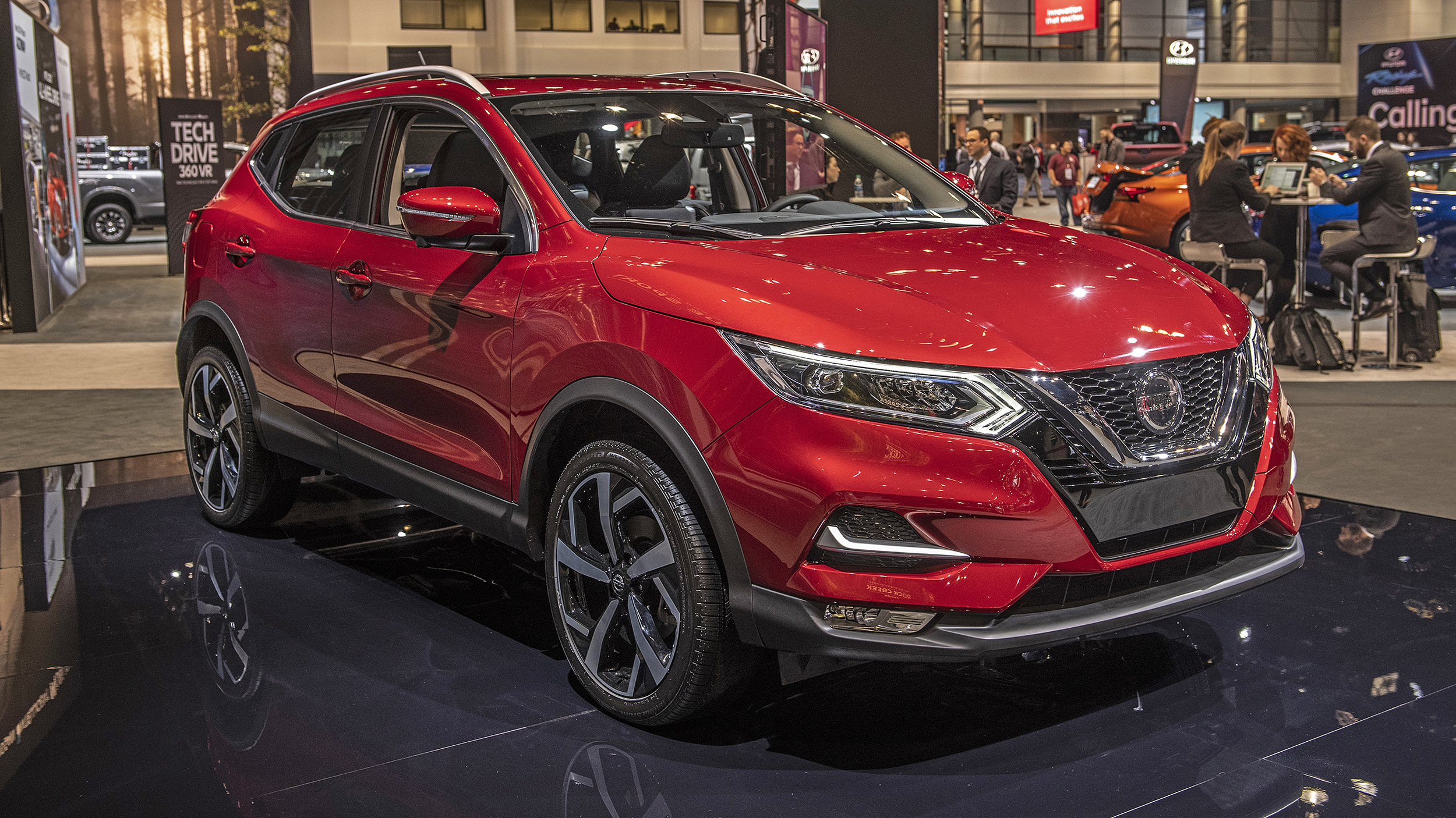 2020 Nissan Rogue Sport gets a more distinct look from big ...