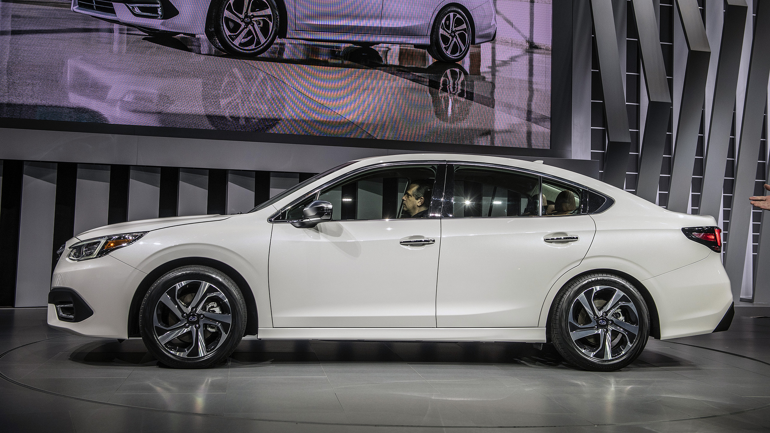 Gas Prices In Chicago >> 2020 Subaru Legacy revealed at Chicago Auto Show | Autoblog