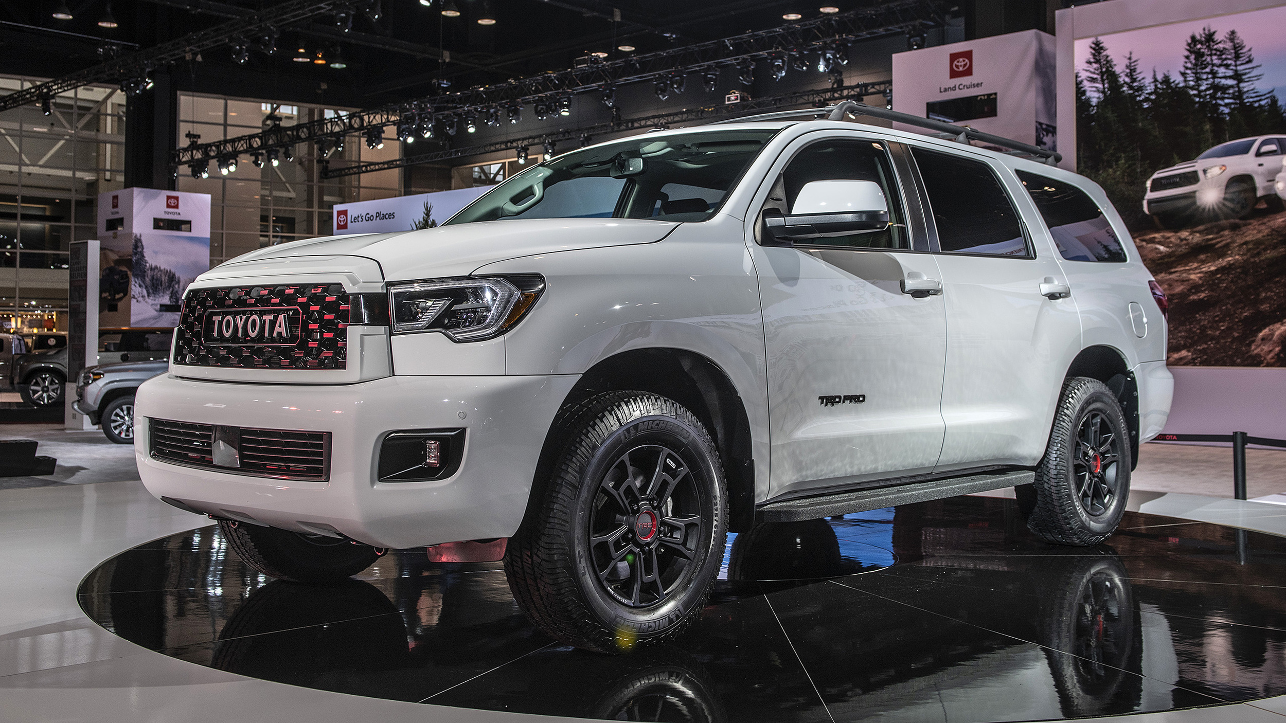 Tundra Trd Pro For Sale >> Toyota TRD Pro family adds Sequoia and Tundra double cab ...