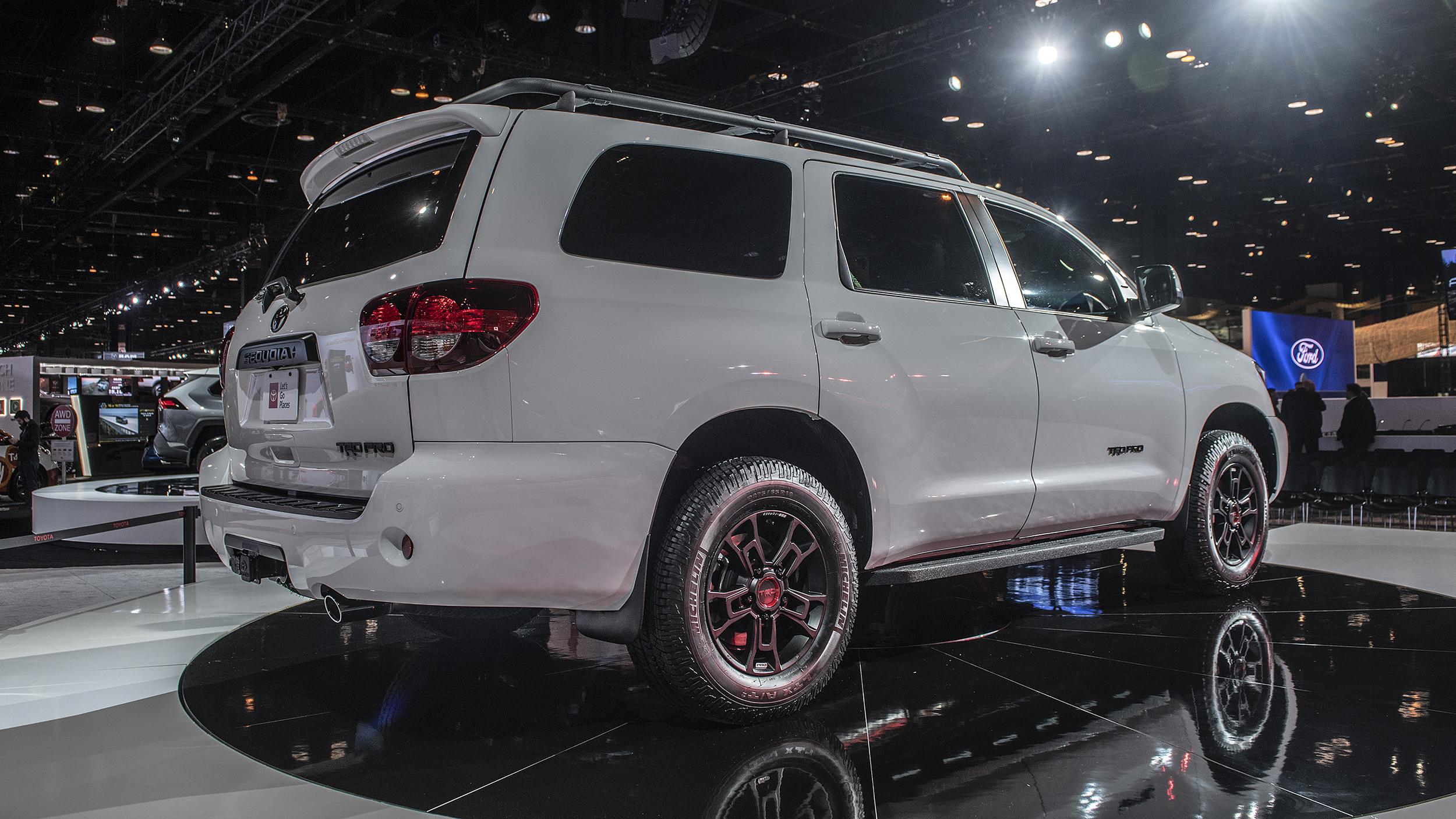 Tundra Trd Pro For Sale >> Toyota TRD Pro family adds Sequoia and Tundra double cab | Autoblog
