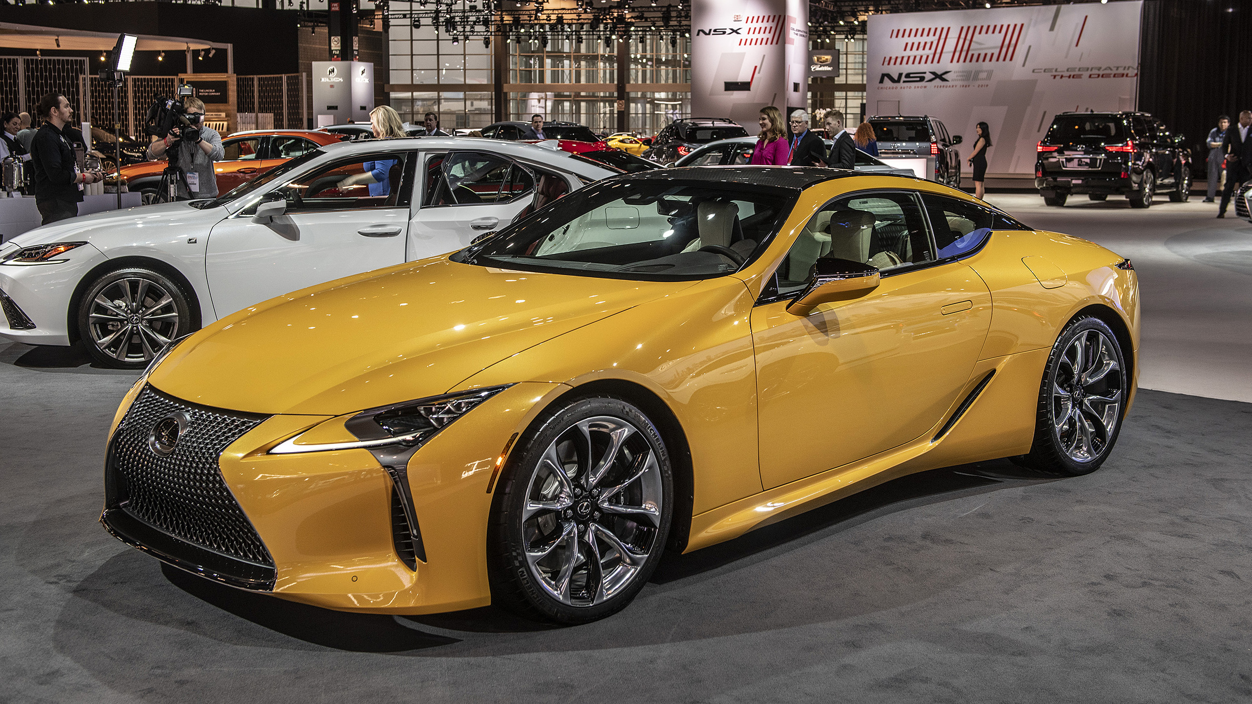 Certified Pre Owned Lexus >> Lexus introduces limited-edition LC500 Inspiration Series in yellow | Autoblog