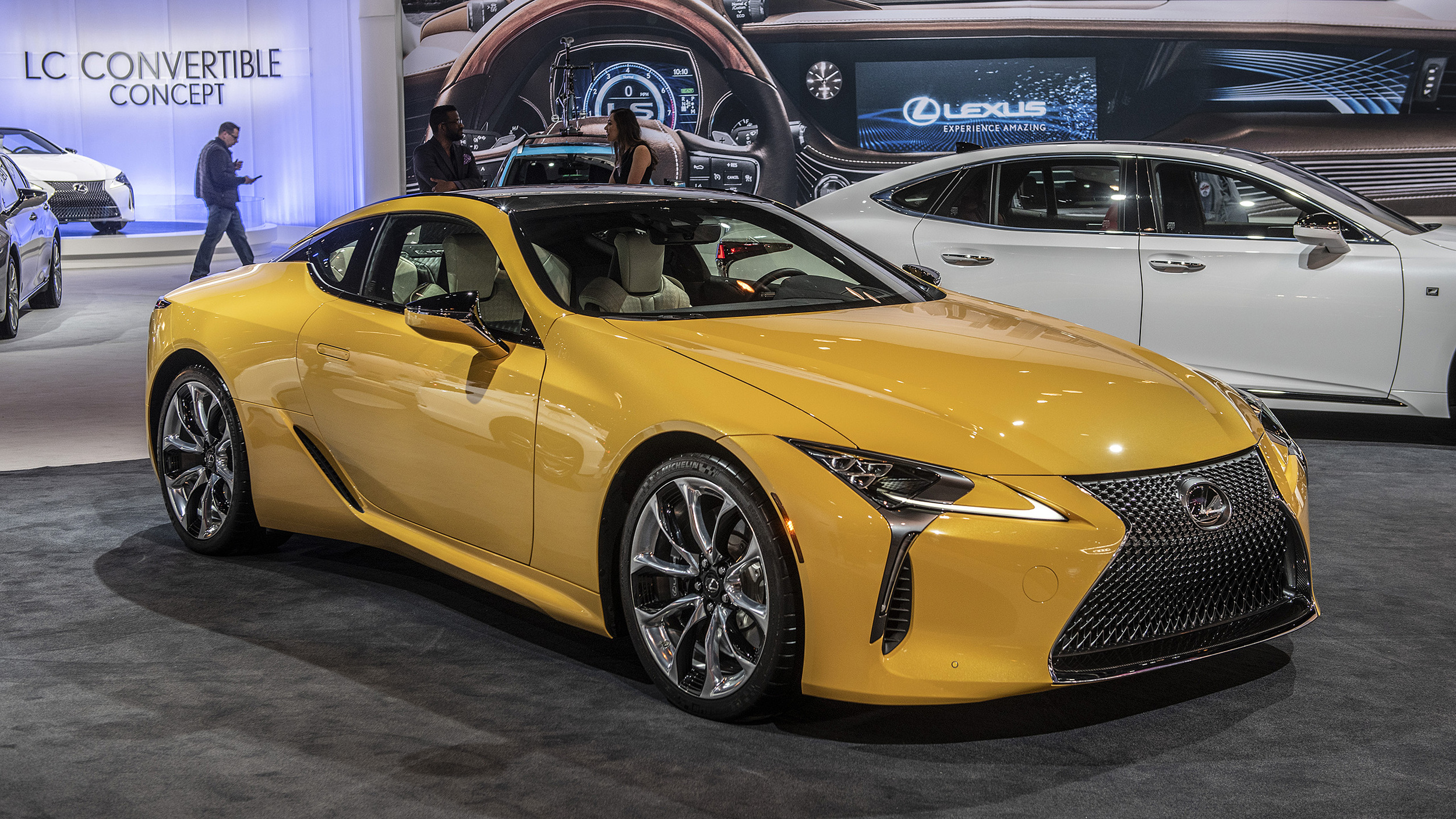 Certified Pre Owned Lexus >> Lexus introduces limited-edition LC500 Inspiration Series ...