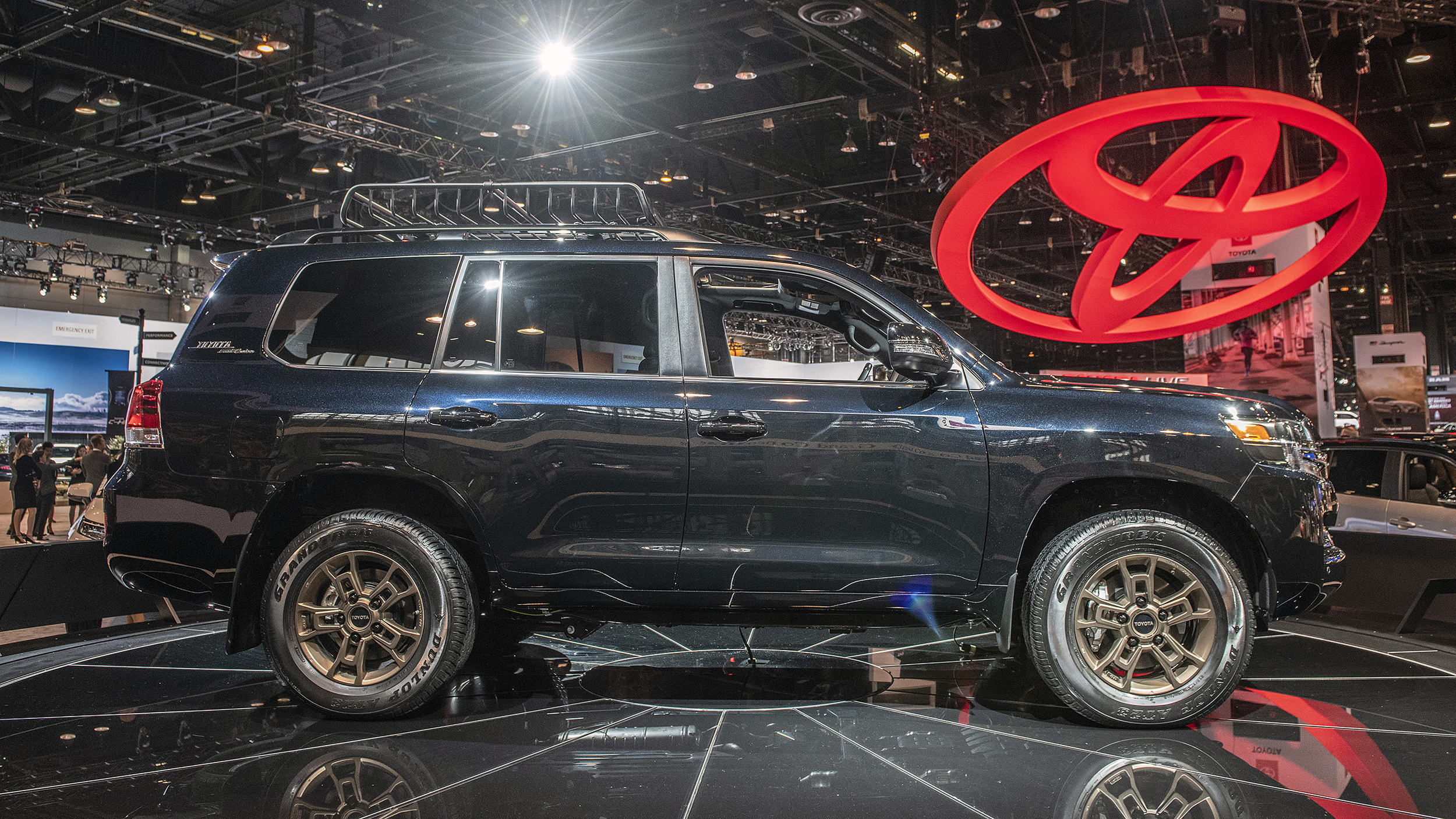 Toyota Land Cruiser Next Generation Is On Its Way May