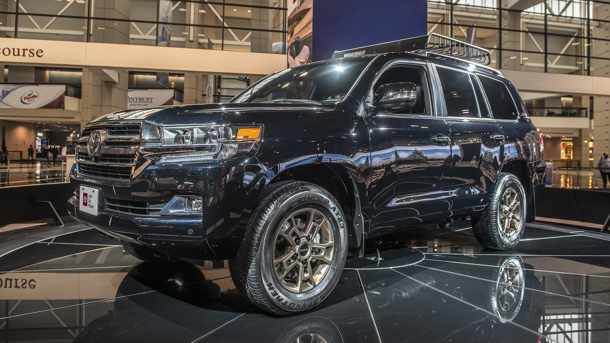 2020 Toyota Land Cruiser Heritage Edition Chicago 2019 Photo