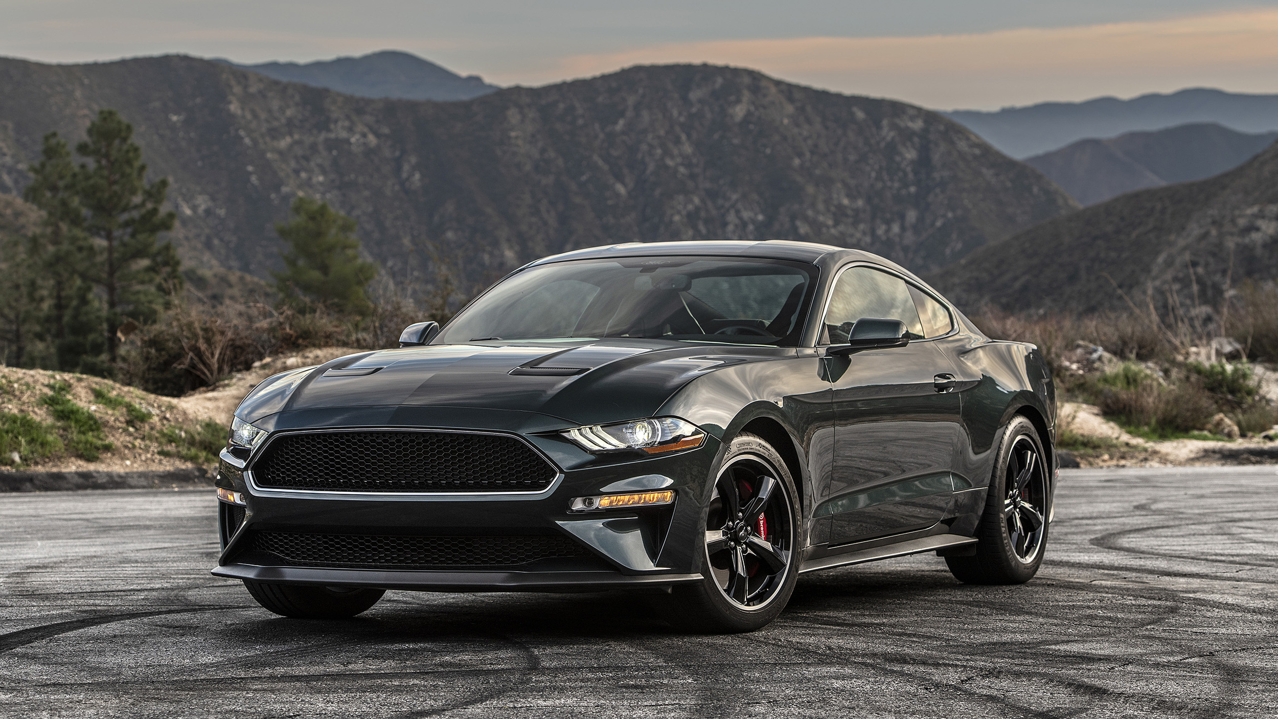 Ford Certified Pre Owned >> 2019 Ford Mustang Bullitt quick spin review | Autoblog