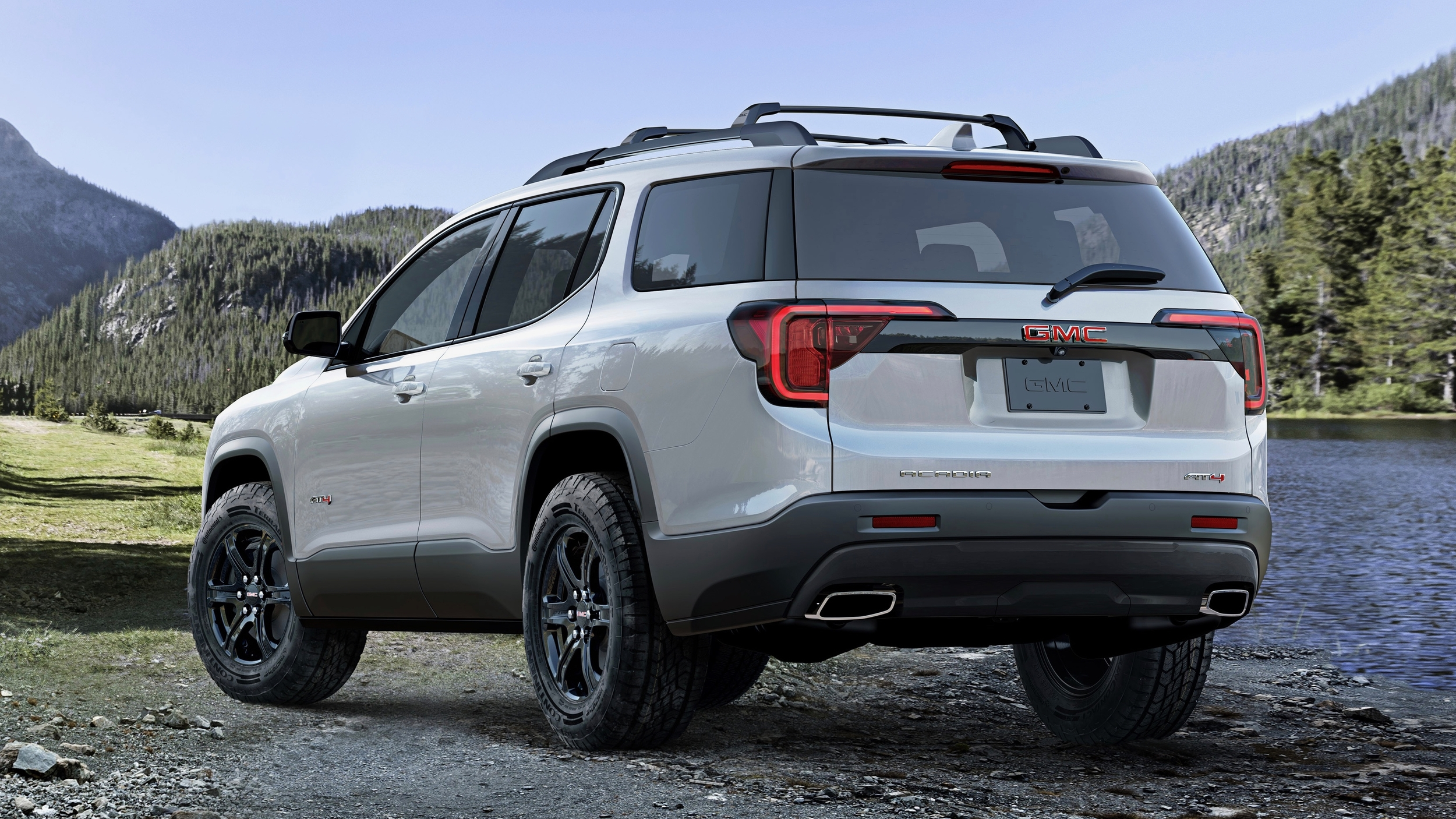2020 GMC Acadia redesigned with new engine, AT4 trim ...