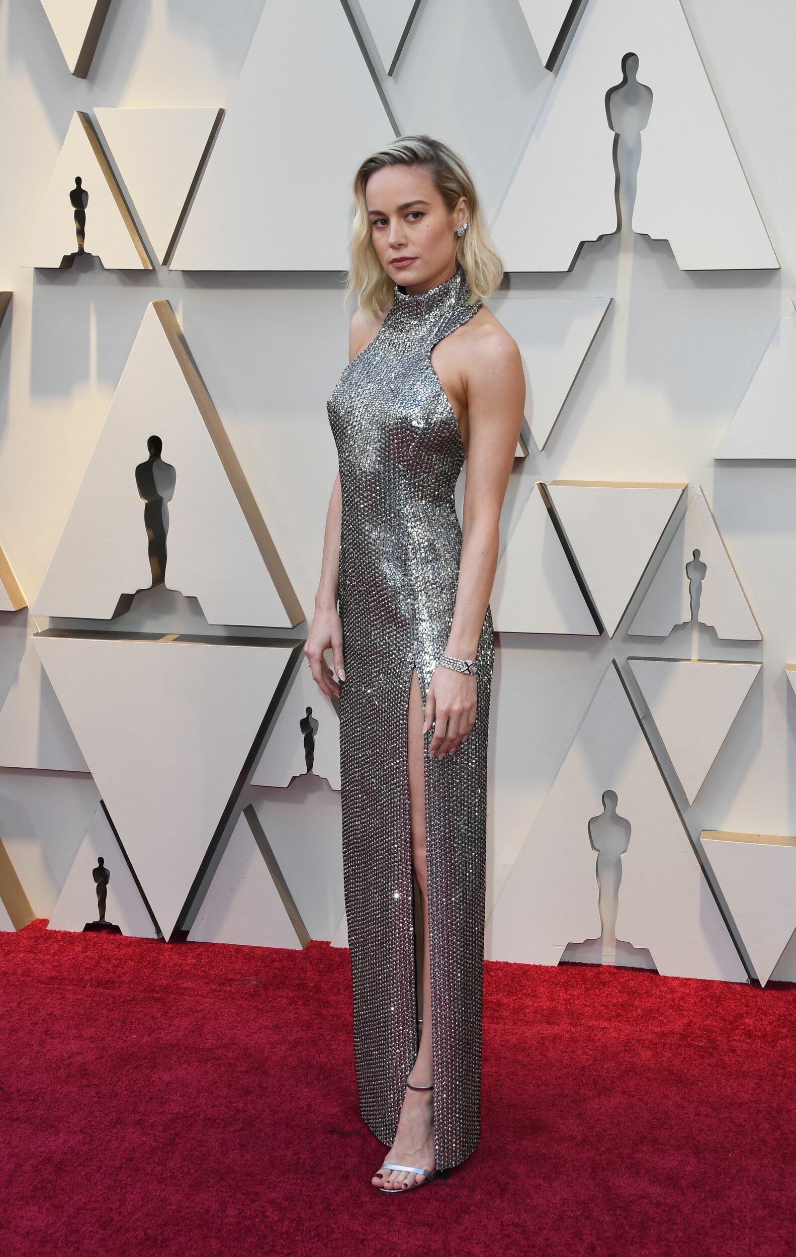 Do you think Oscar attendees have vision problems as a result of all that shininess?
