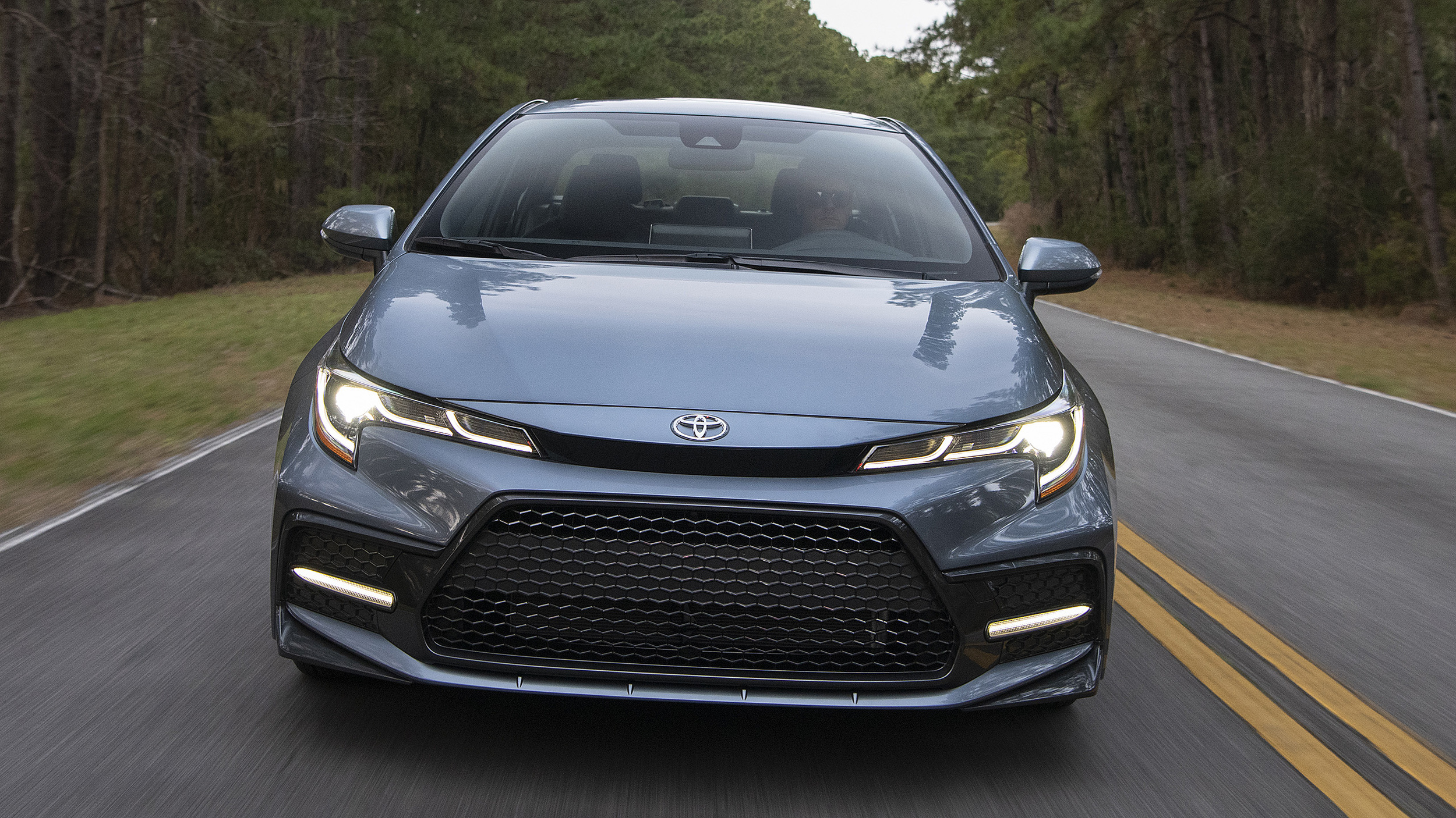 2020 Toyota Corolla and Corolla Hybrid review | Autoblog