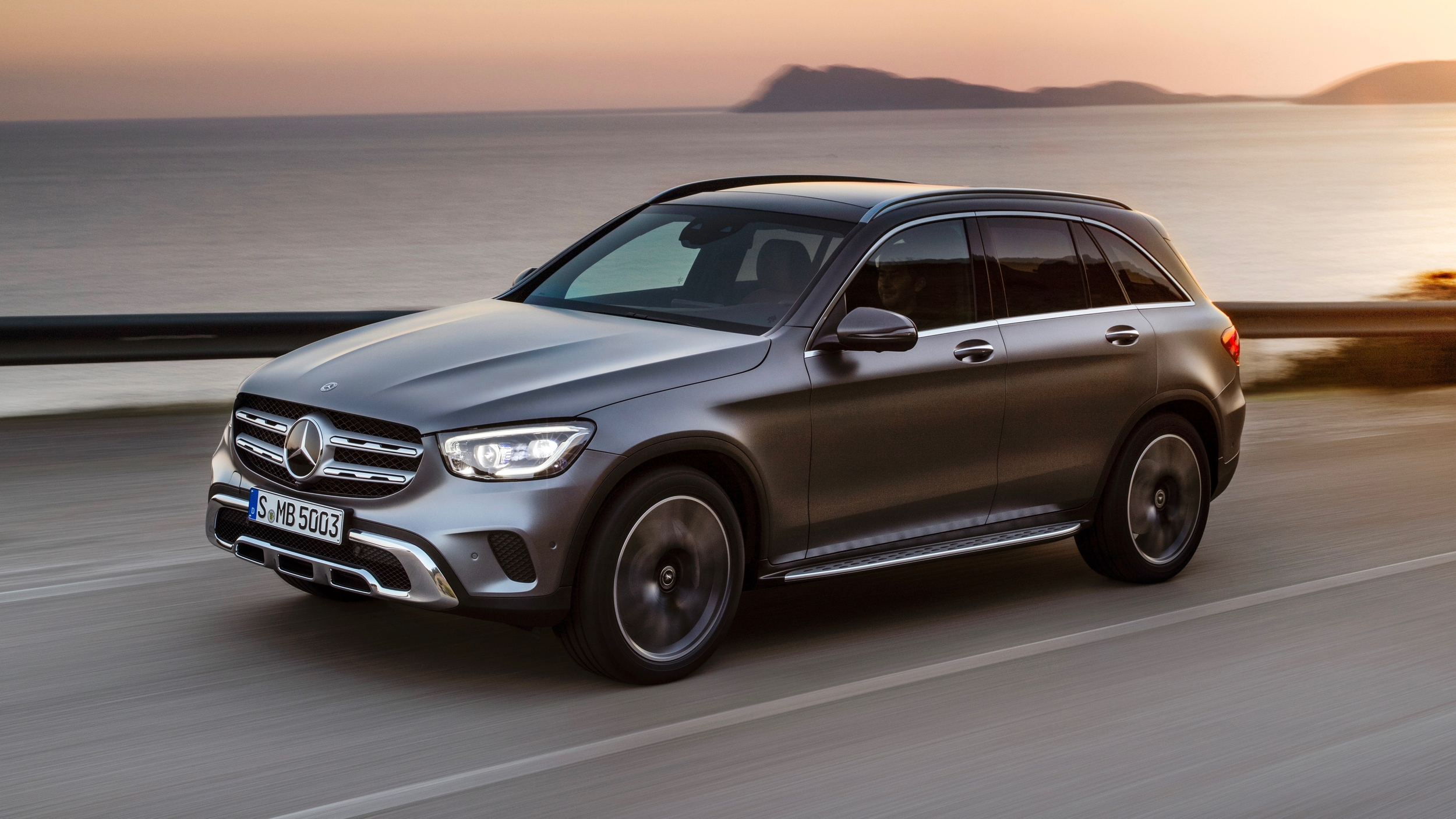 2020 Mercedes-Benz GLC-Class Refresh Adds New Tech, Engine