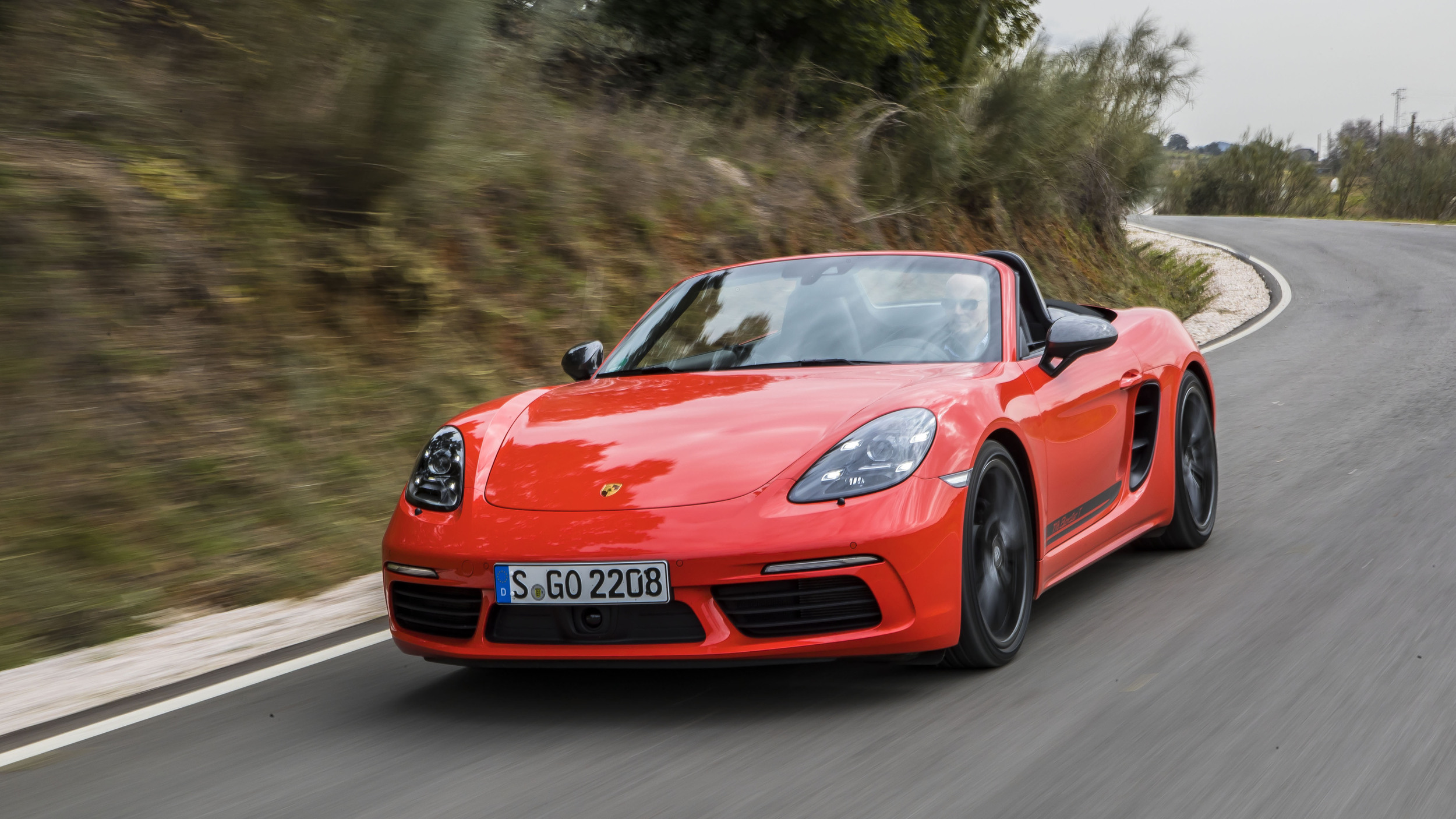 2020 porsche 718 boxster t and 718 cayman t review  specs