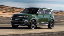 2020 Kia Soul earns highest Top Safety Pick + rating from IIHS - Autoblog
