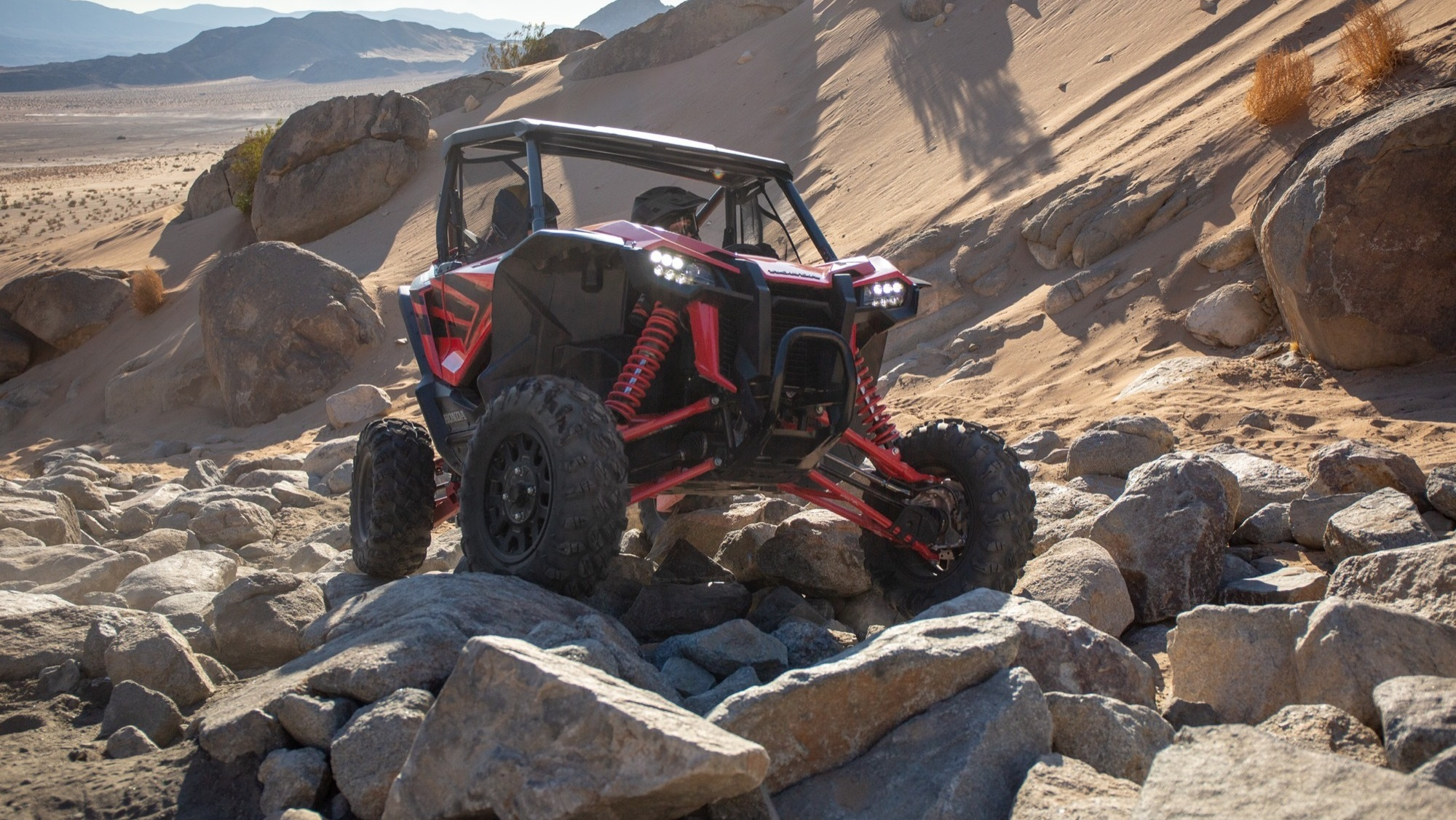2019 Honda Talon 1000X and R side-by-side ATV review, specs