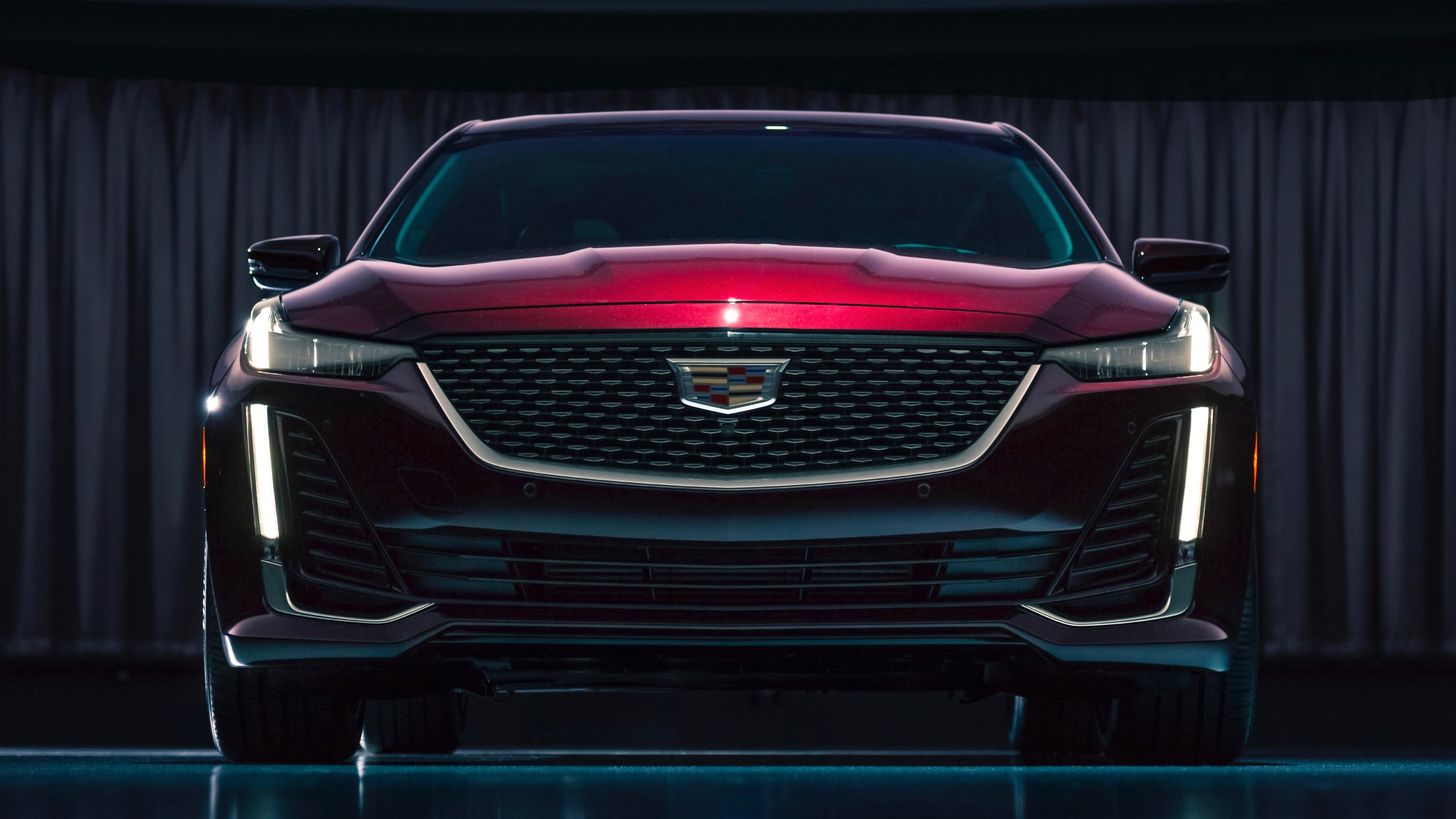 2020 Cadillac CT5 revealed, engines announced | Autoblog