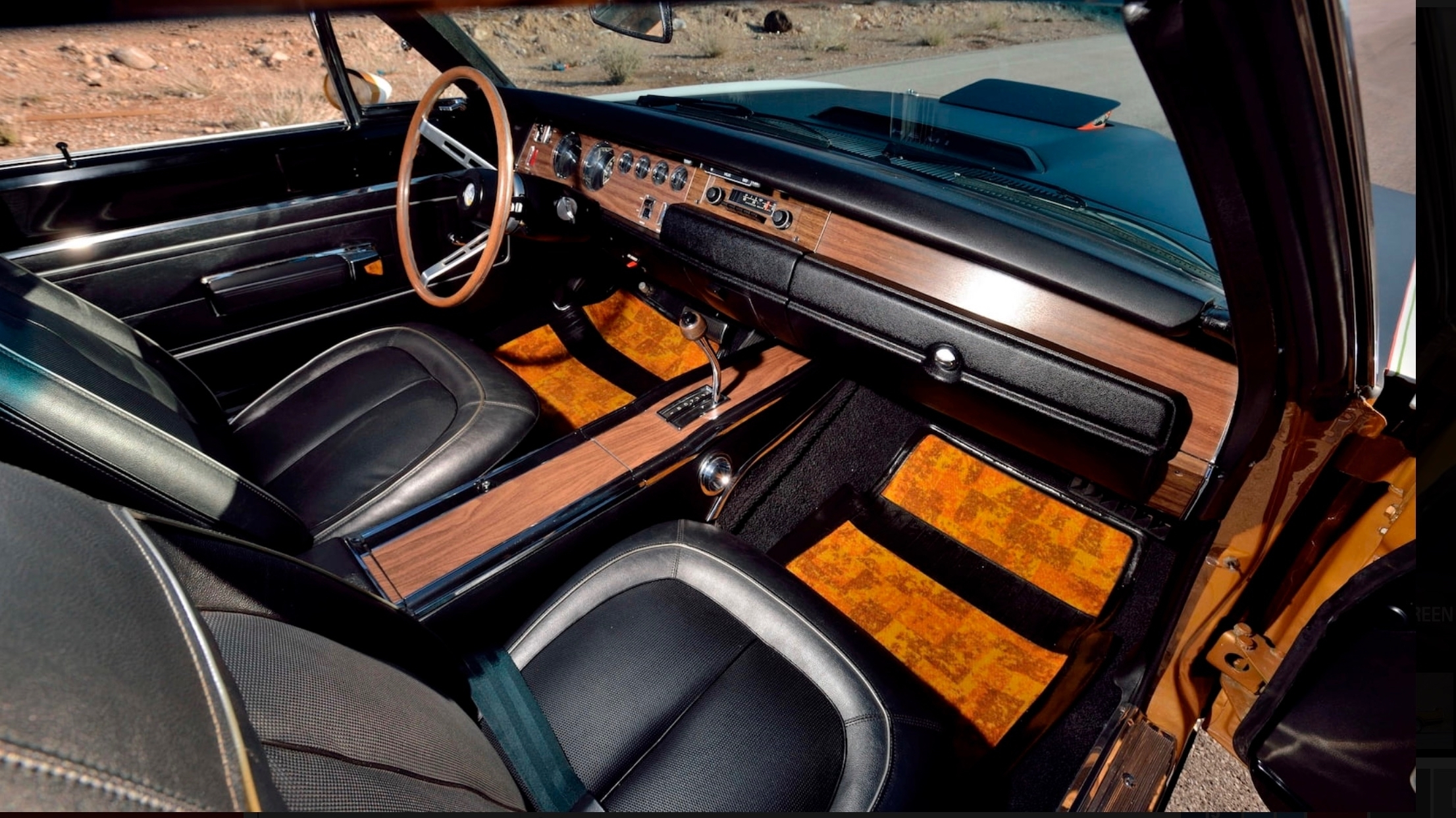 Prime 1970 Plymouth Road Runner Rapid Transit System Concept Photo Pdpeps Interior Chair Design Pdpepsorg