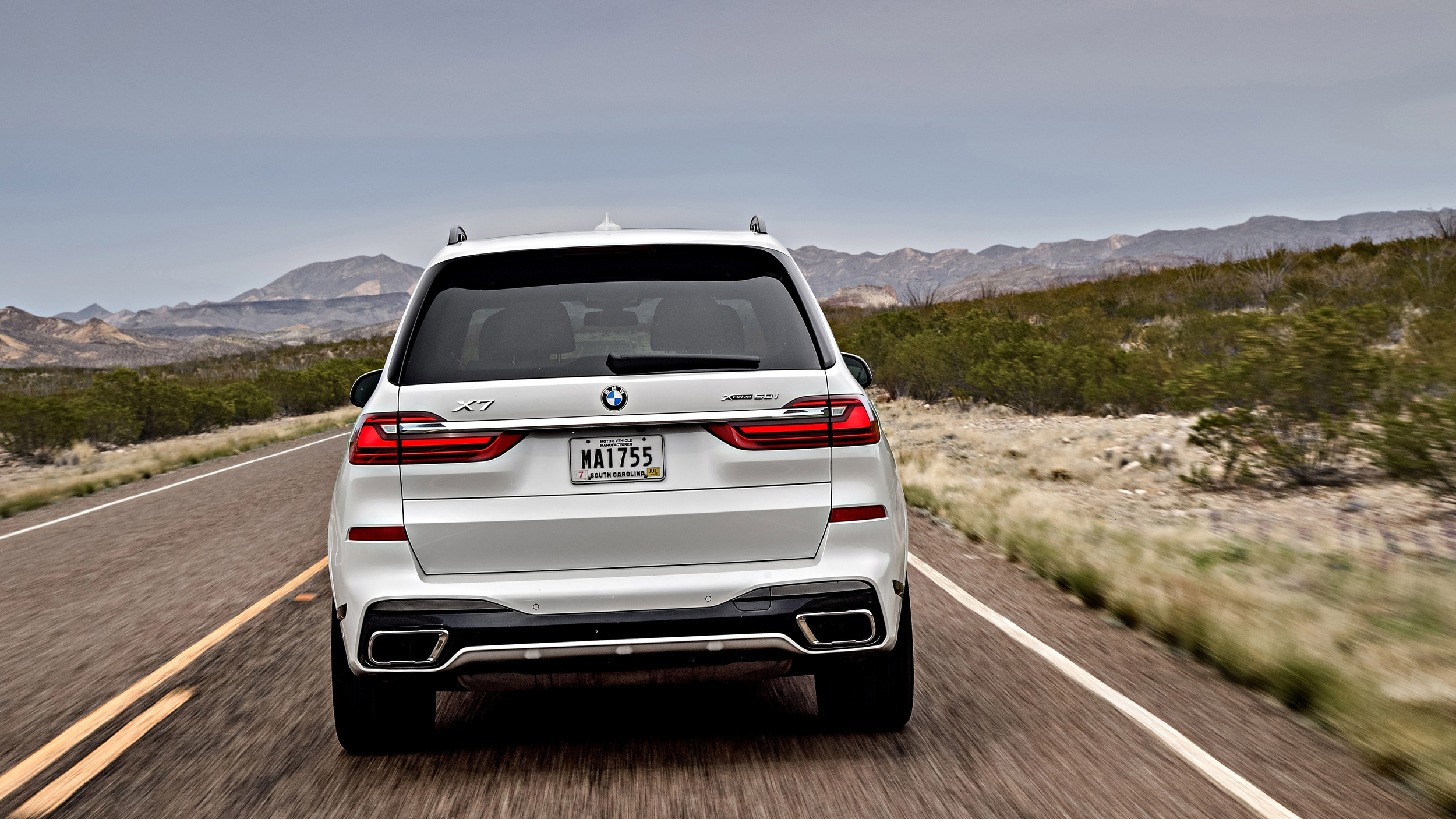 2019 BMW X7 xDrive50i first drive review | Autoblog