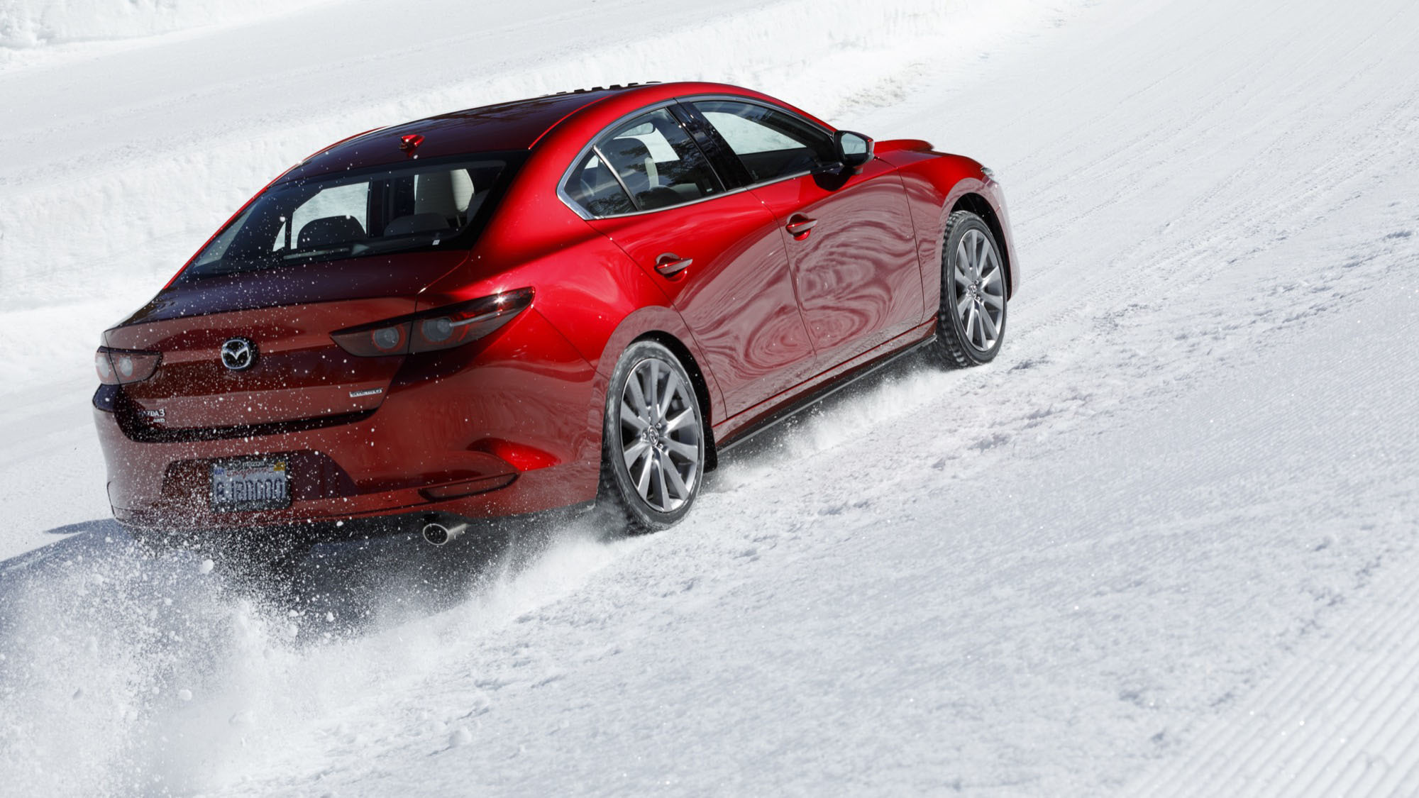 2019 Mazda3 Sedan And Hatchback All Wheel Drive Review And Specs Autoblog