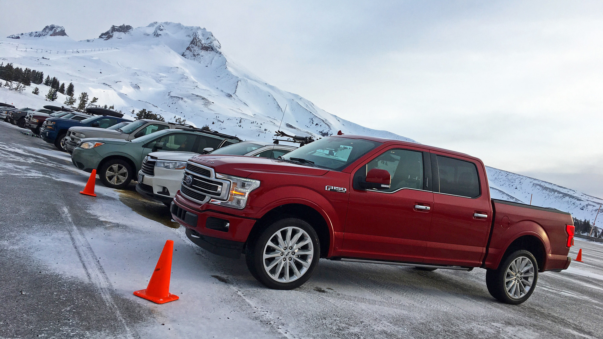 2019 Ford F 150 Limited Review Testing The Range Topping Trim And Its 450 Hp V6 Autoblog