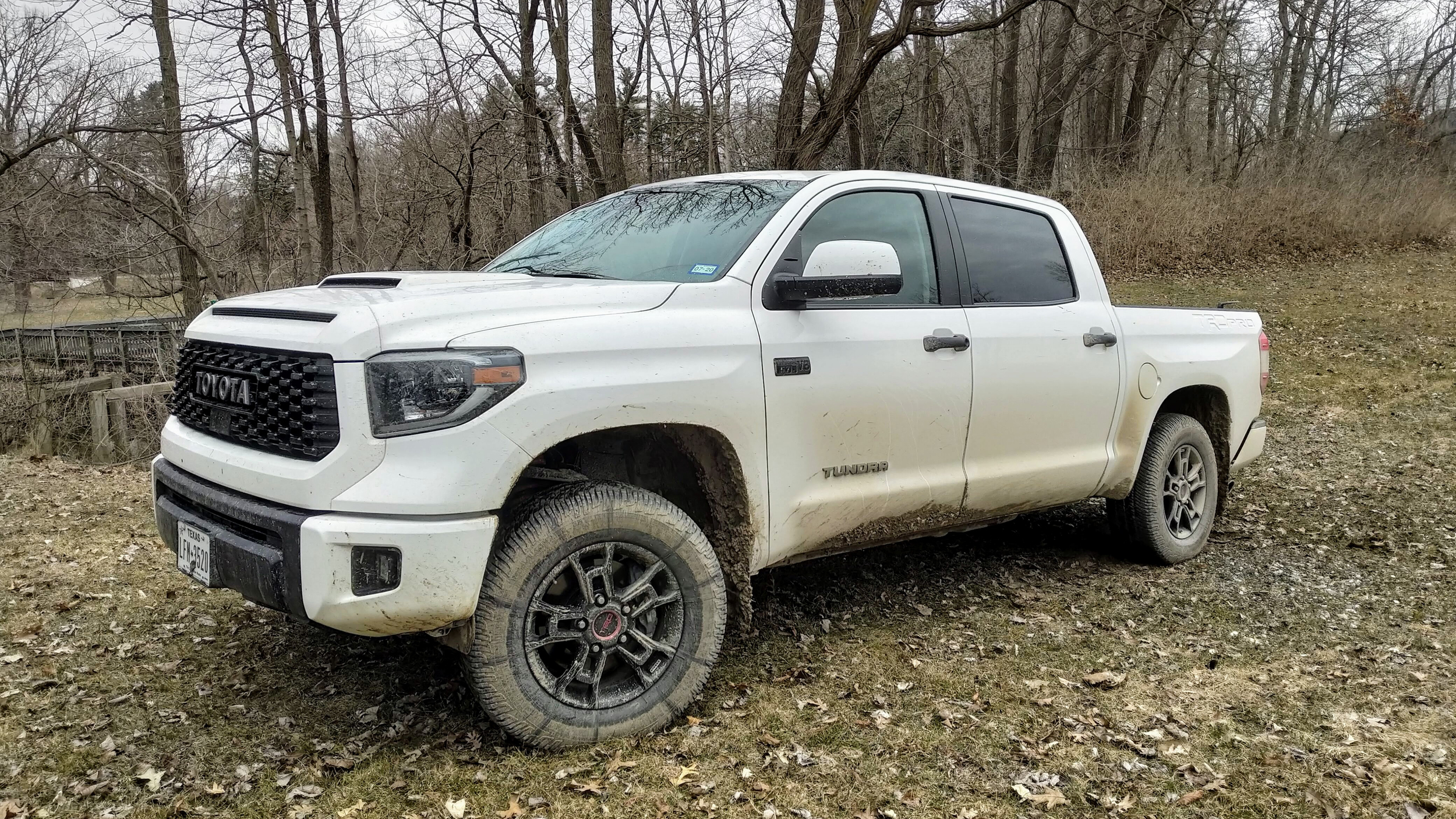 2017 Toyota Tundra Mpg >> 2019 Toyota Tundra Trd Pro Review Slogging Through The Mud