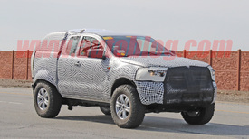 2020 Ford Bronco may have solid rear axle with coil springs - Autoblog