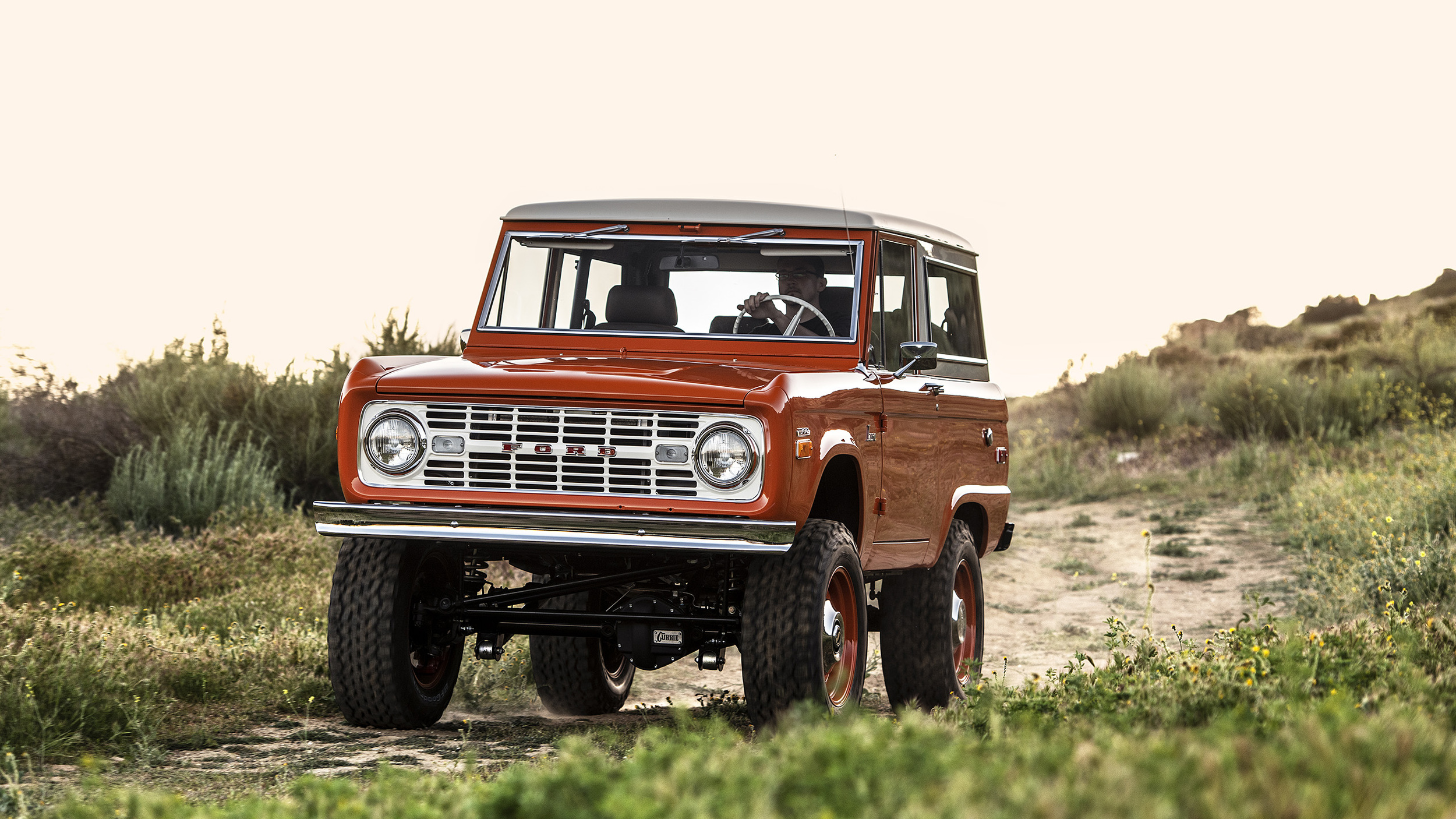 Icon Old School BR Ford Bronco Review | Autoblog