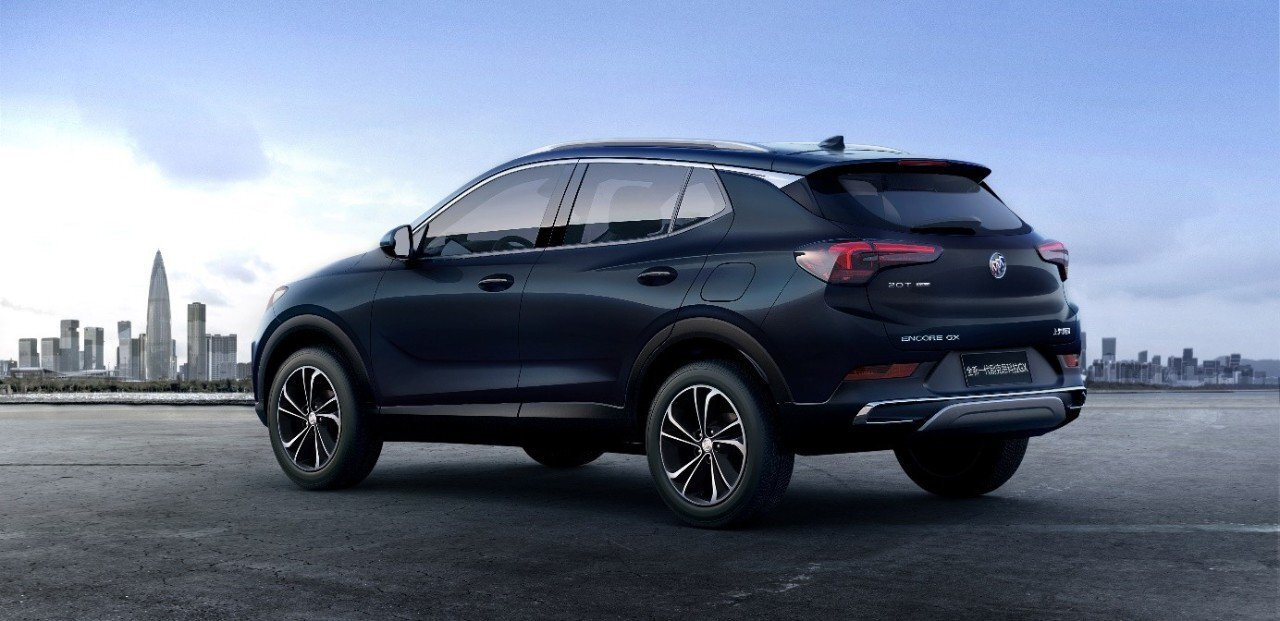 2020 Buick Encore and Encore GX unveiled in Shanghai ...