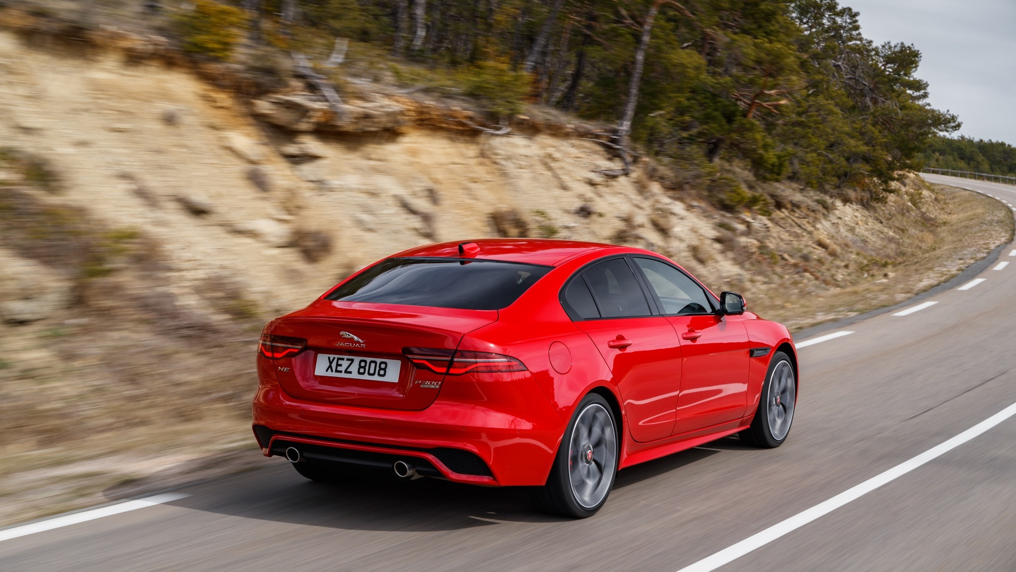 2020 jaguar xe first drive review | specs, photos