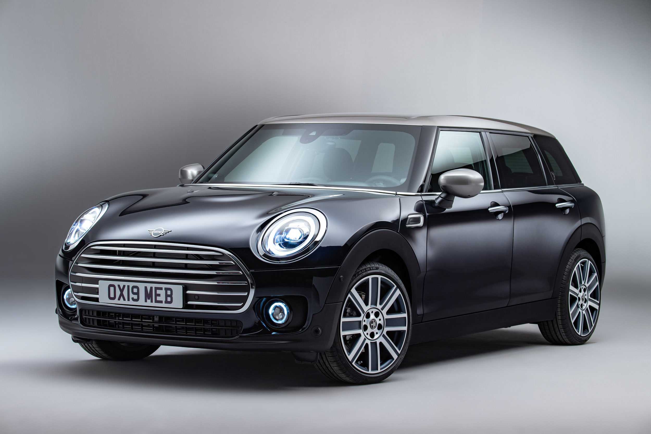 2020 Mini Clubman receives a freshening-up | Autoblog