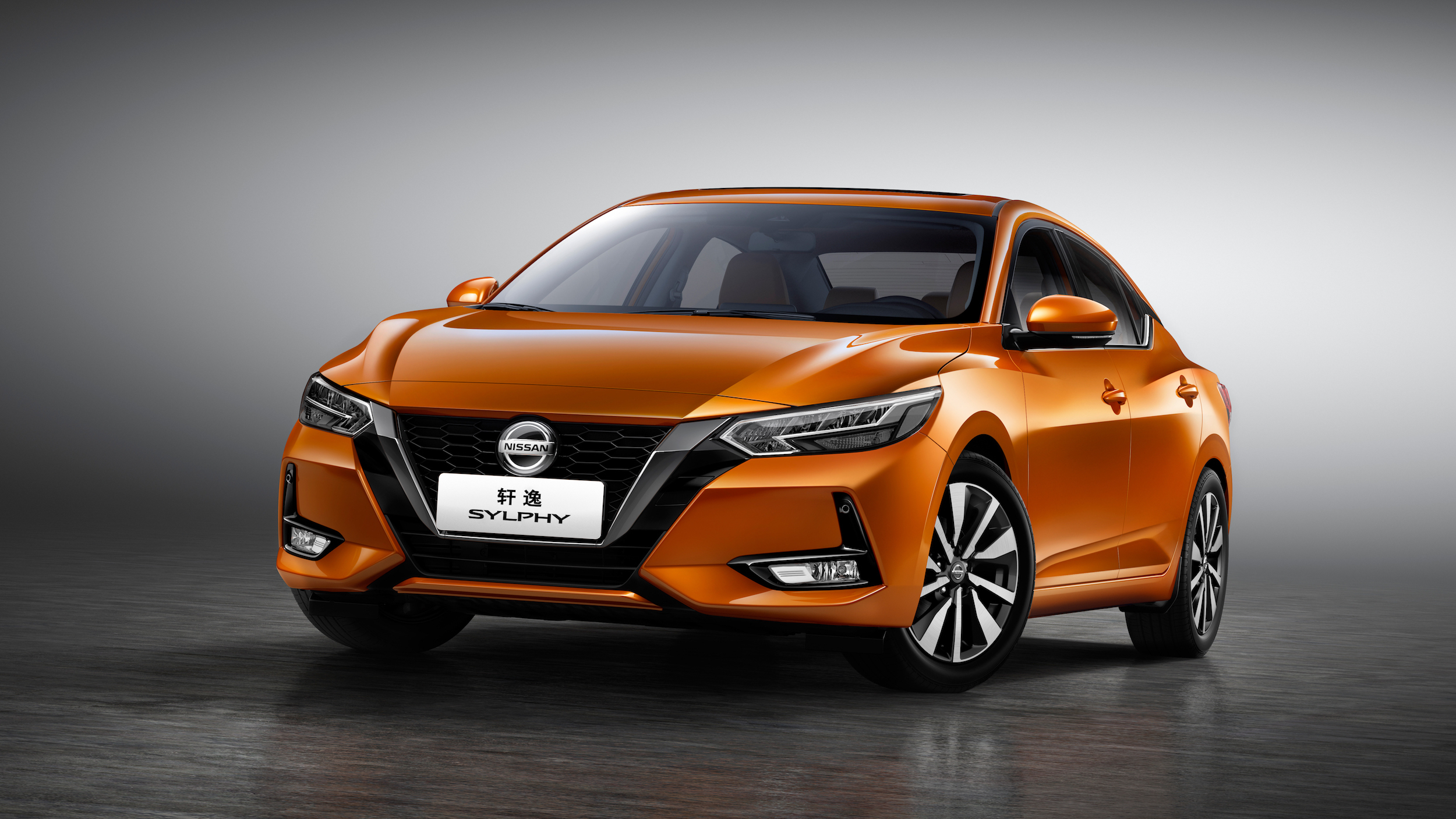 Here's the 2020 Nissan Sylphy | Autoblog