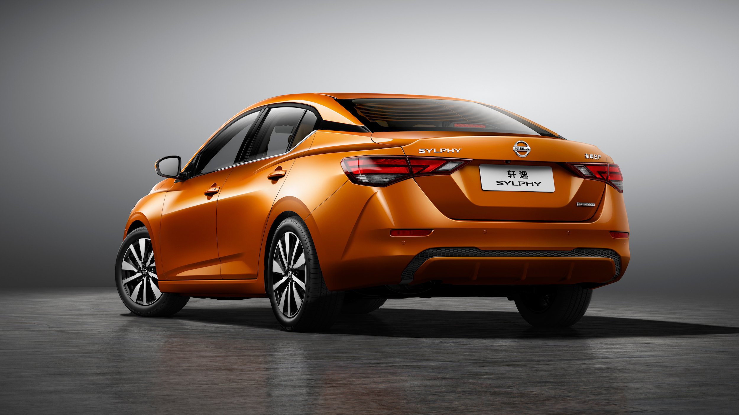 Here's the 2020 Nissan Sylphy   Autoblog