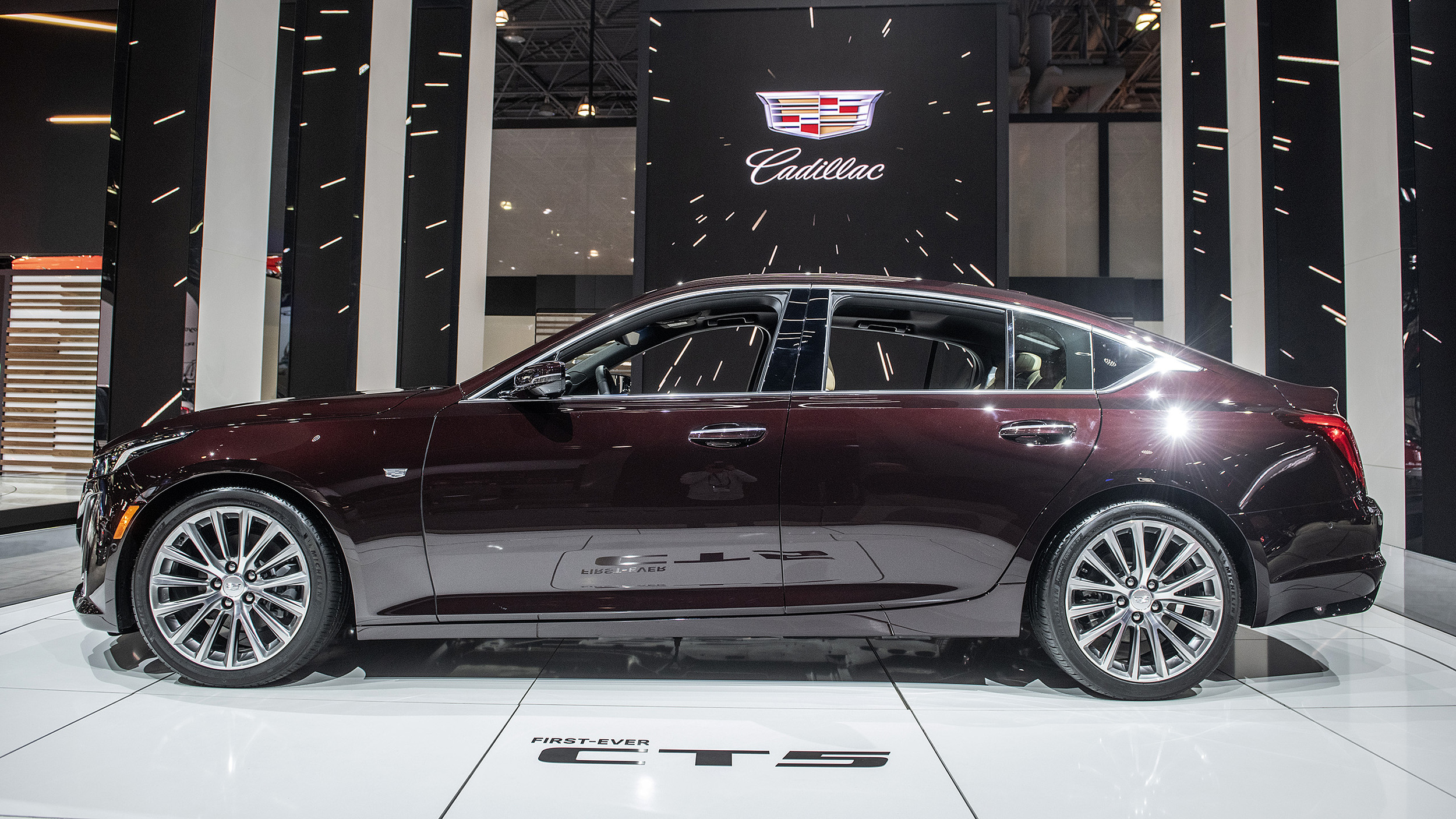 2020 Cadillac CT5 sedan pricing revealed, aiming for the ...