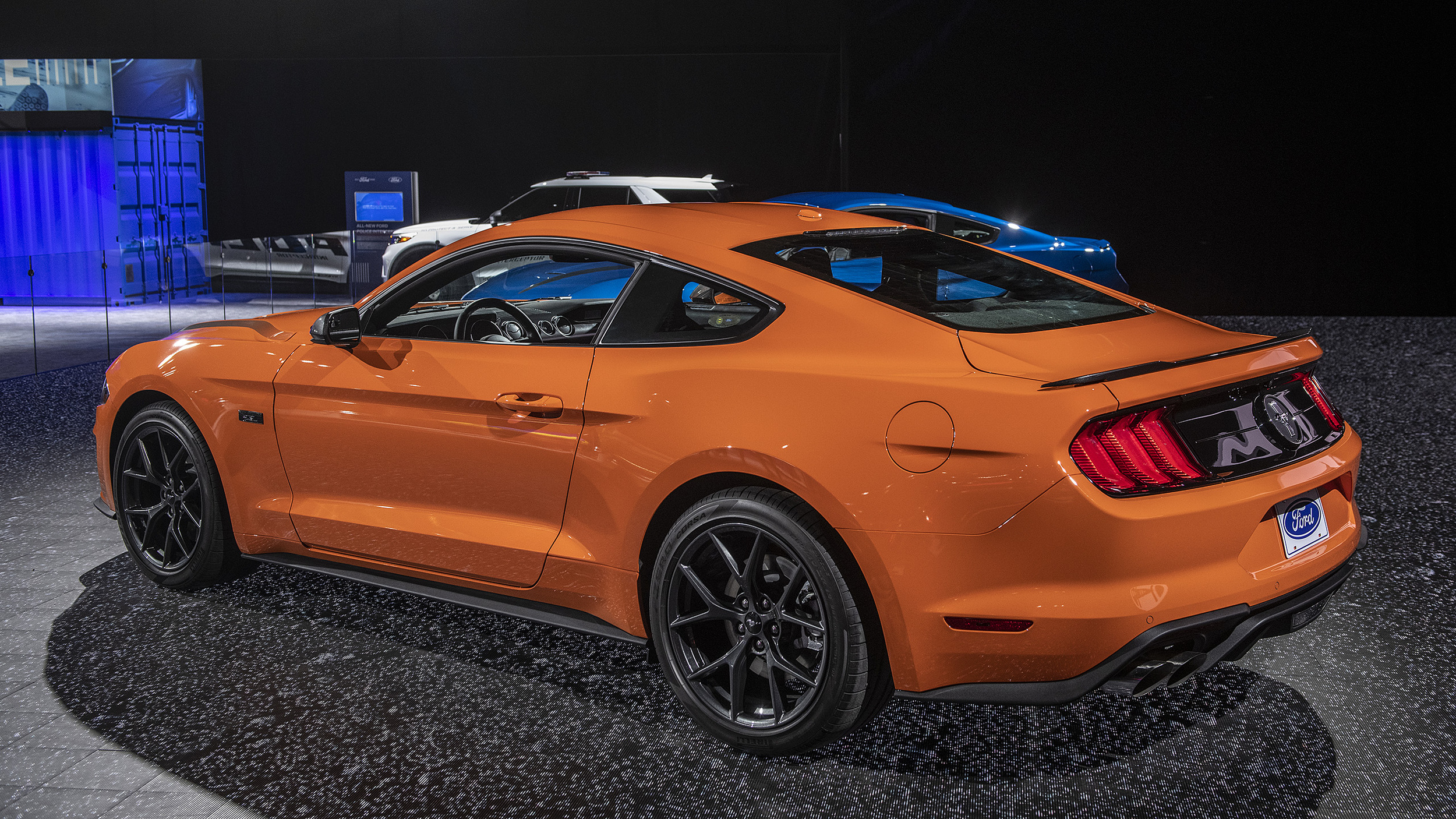 Ford Certified Pre Owned >> 2020 Ford Mustang EcoBoost High Performance Package ...