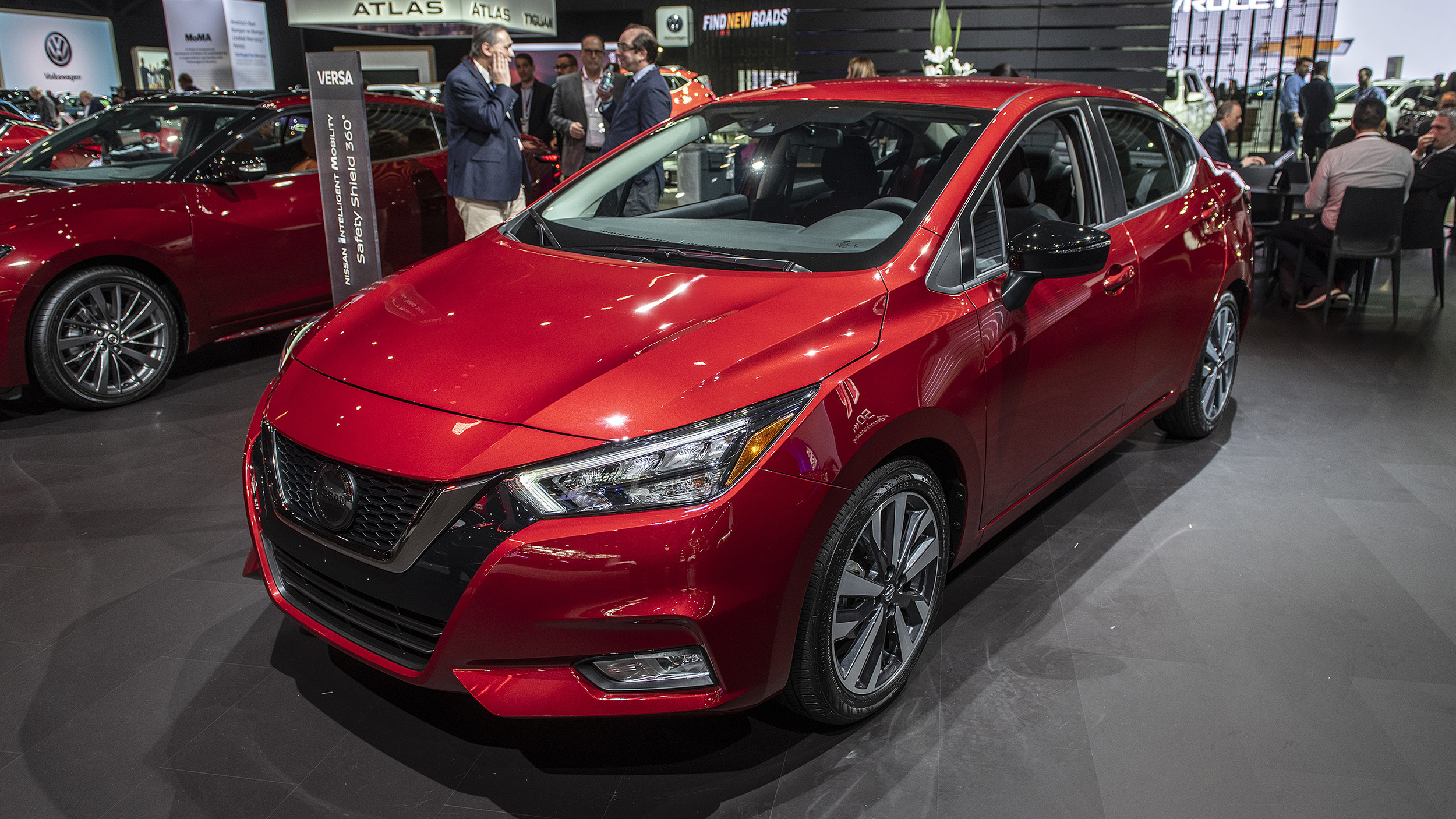 Nissan Certified Pre Owned >> 2020 Nissan Versa makes its debut | Autoblog