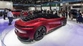 BYD is going from buses to exotic supercars ? all EVs