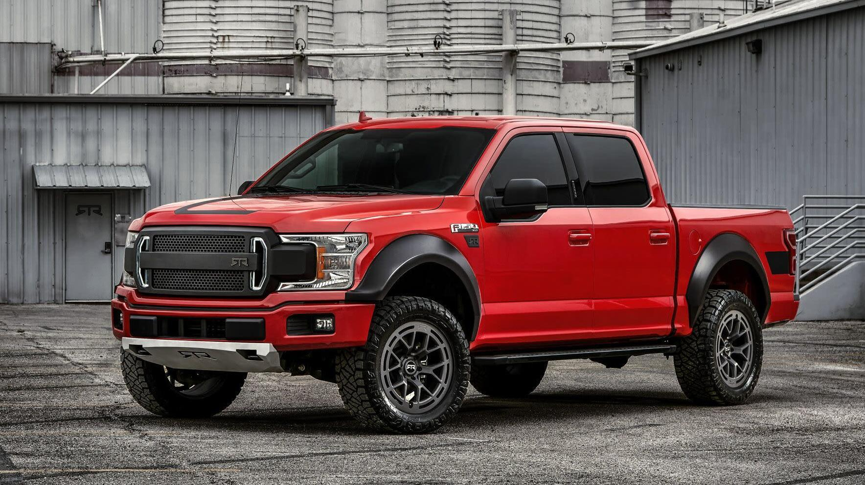 2019 Ford F-150 RTR is a lightly modified truck you can ...
