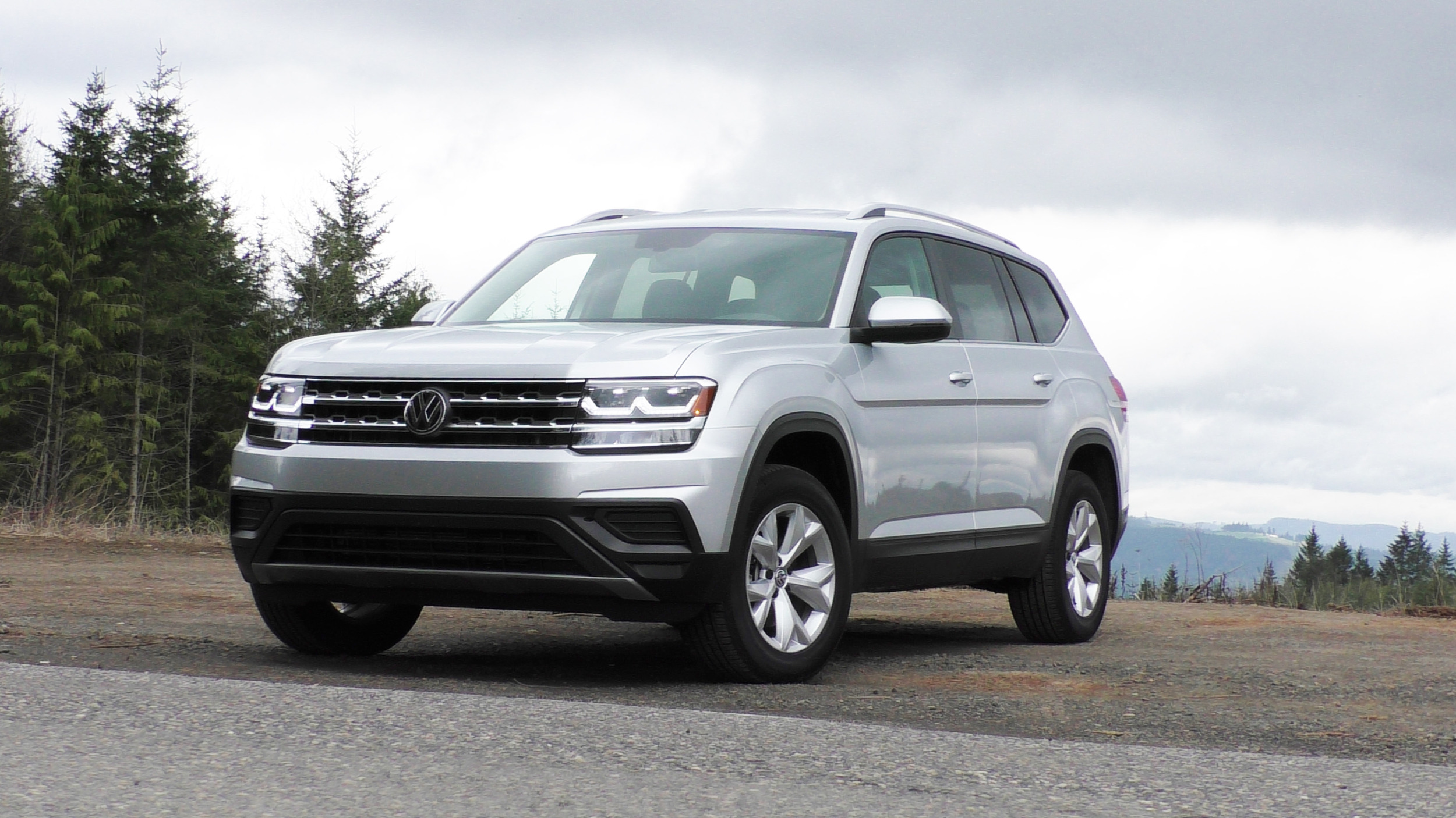 2019 VW Atlas S 2 0T Review | Fuel economy, interior space, features